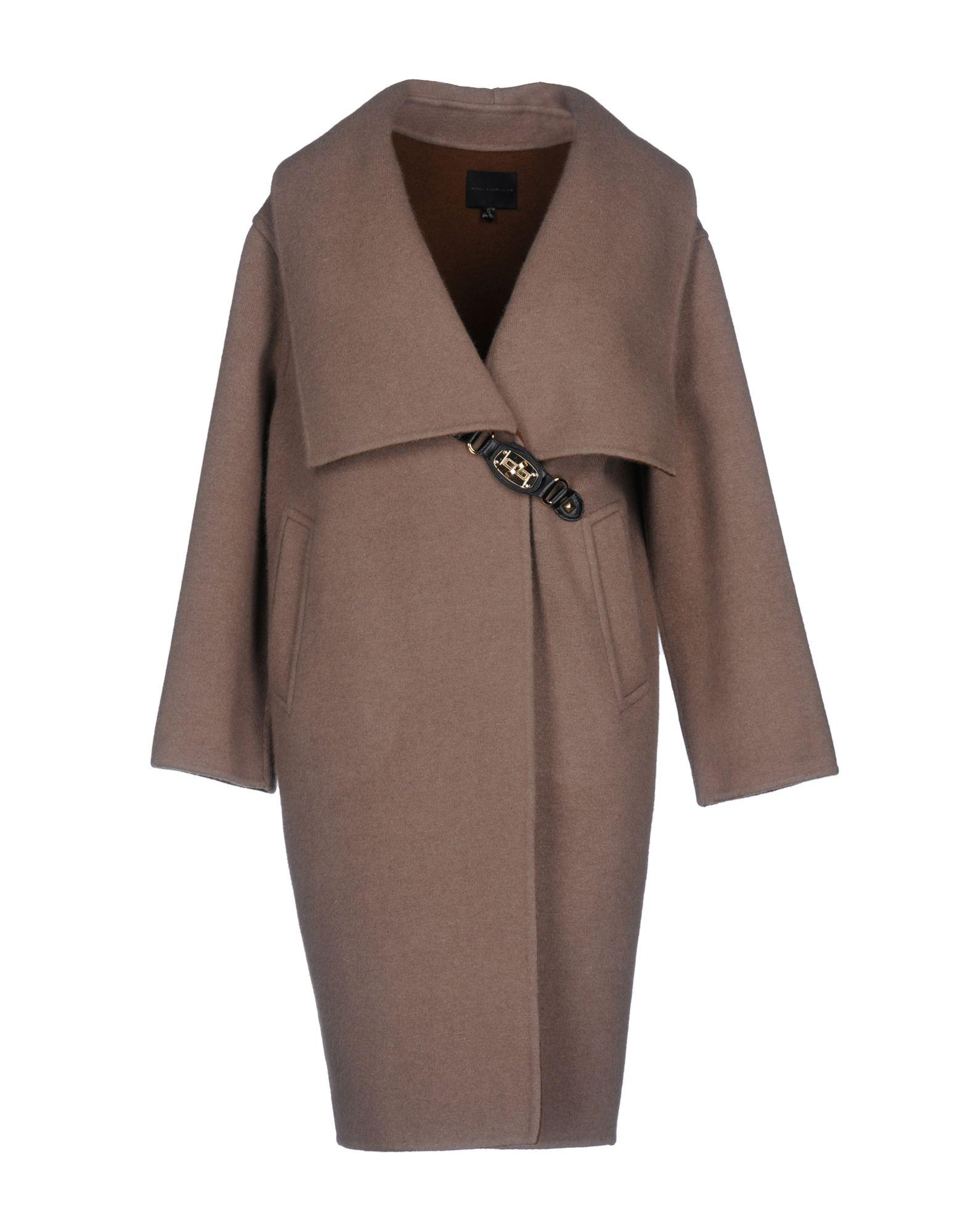 Hotel Particulier Coats In Light Brown