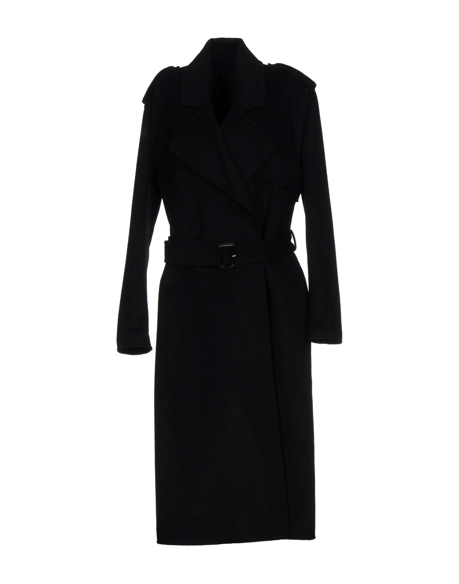 Hotel Particulier Coats In Black