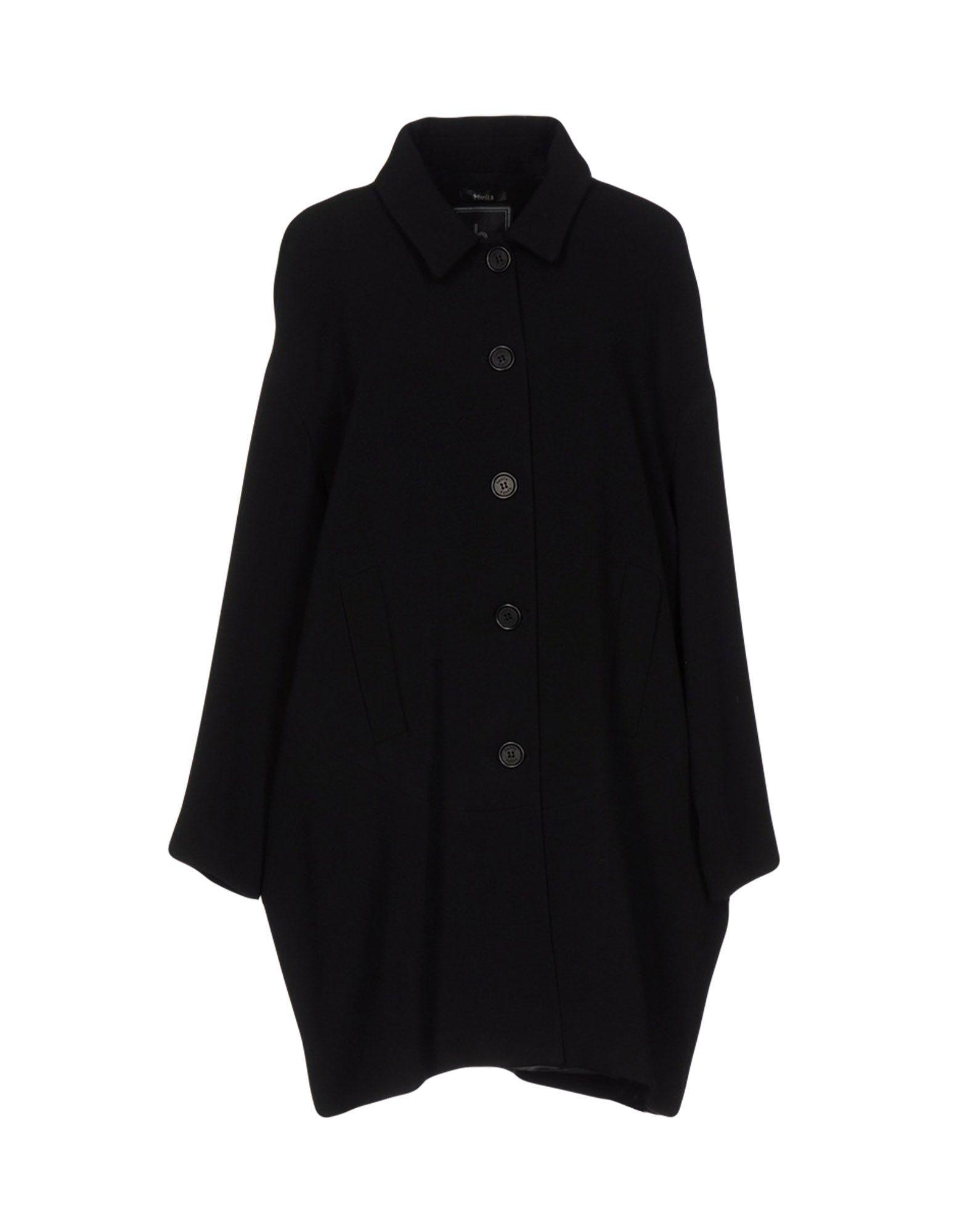 Hanita Coat In Black