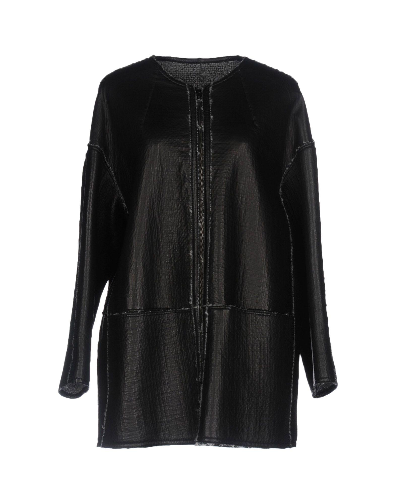 Sylvie Schimmel Coat In Black
