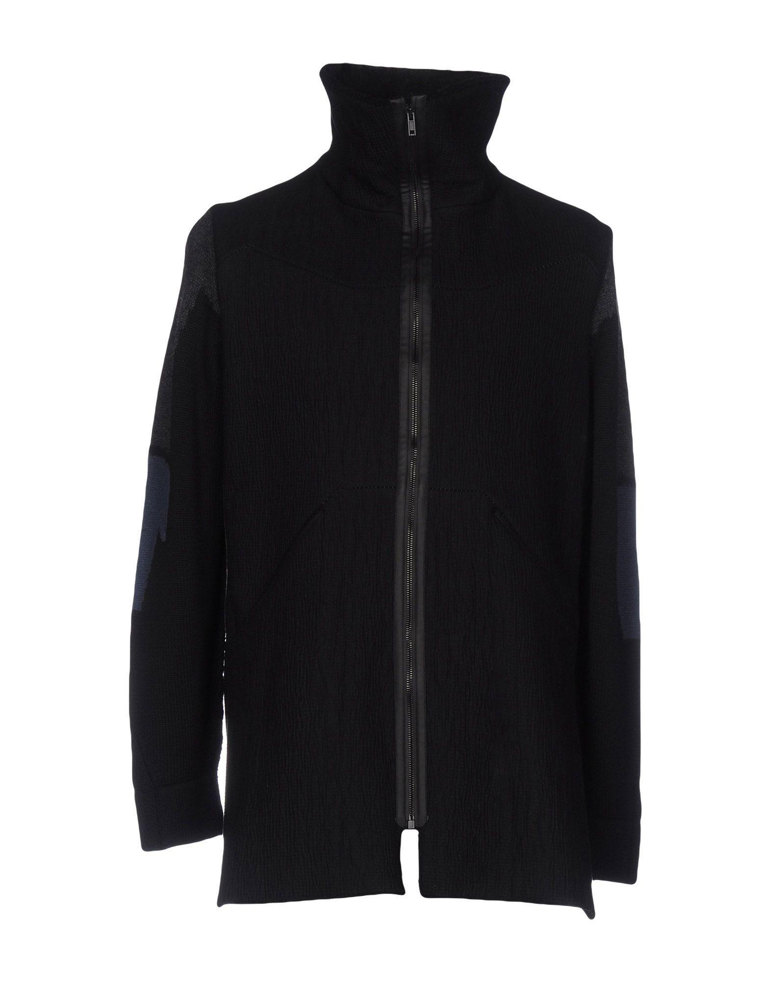 Vittorio Branchizio Coat In Black