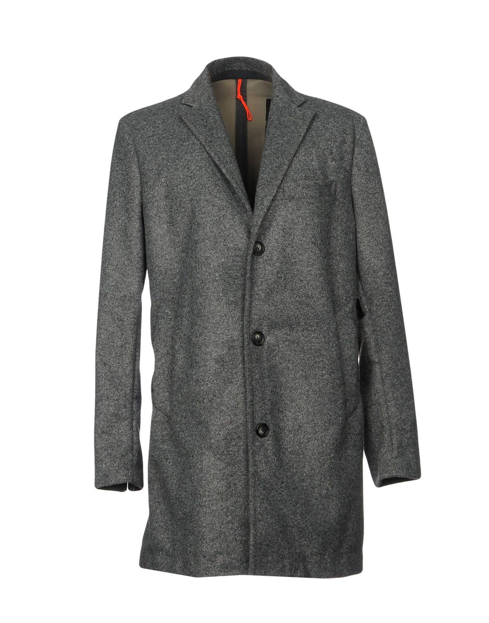 Rrd Coat In Grey