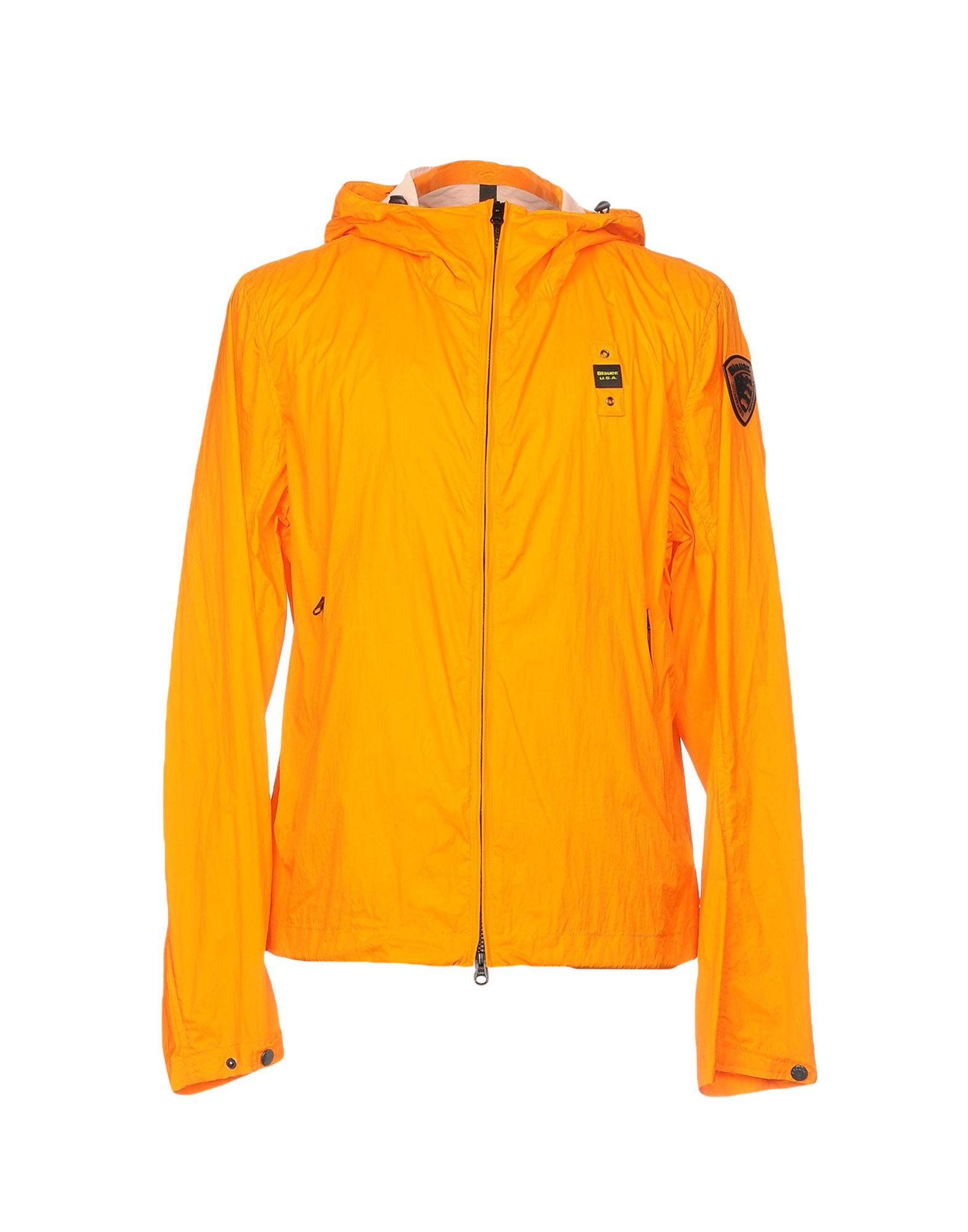 Blauer Jackets In Orange