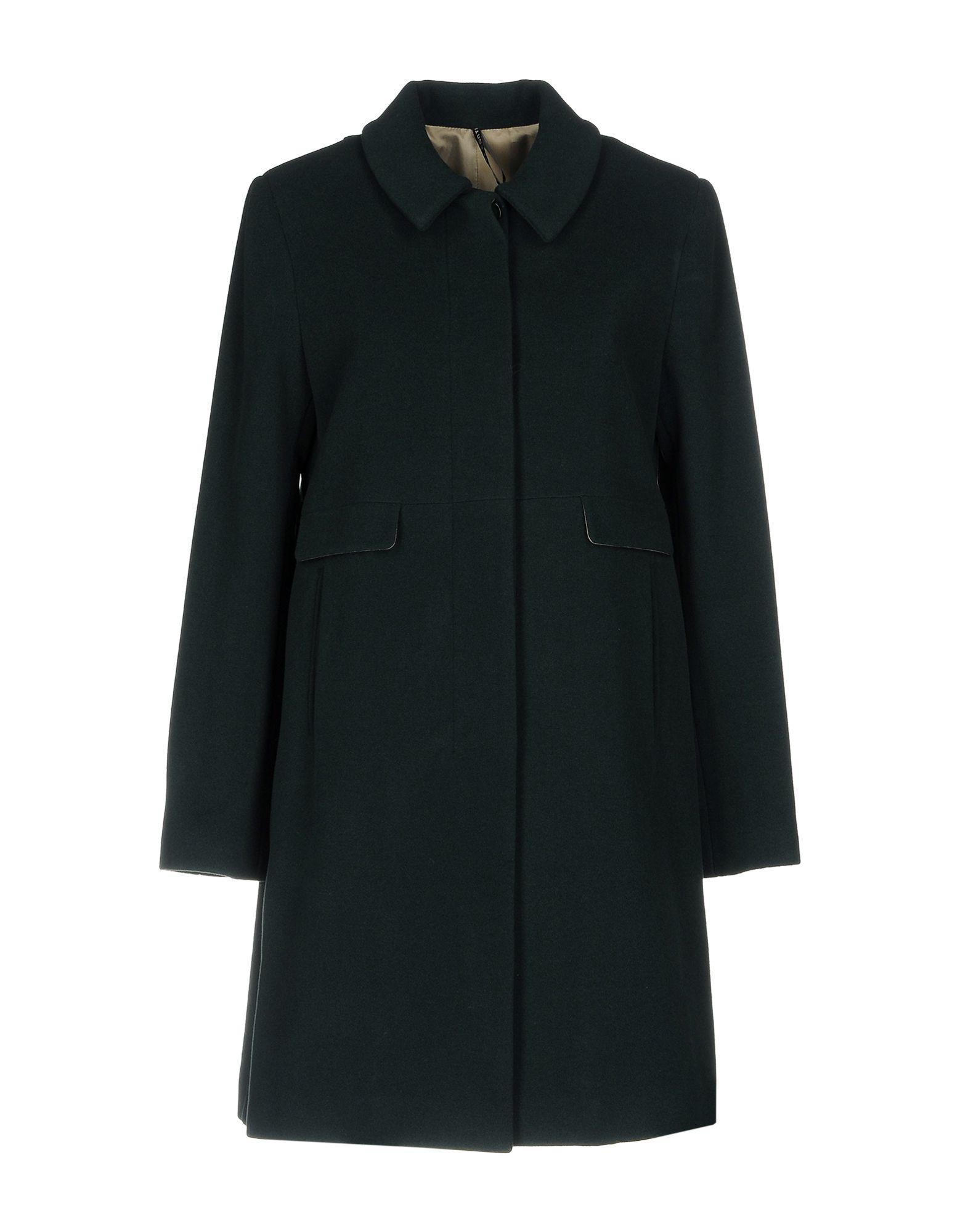 Liviana Conti Coats In Green