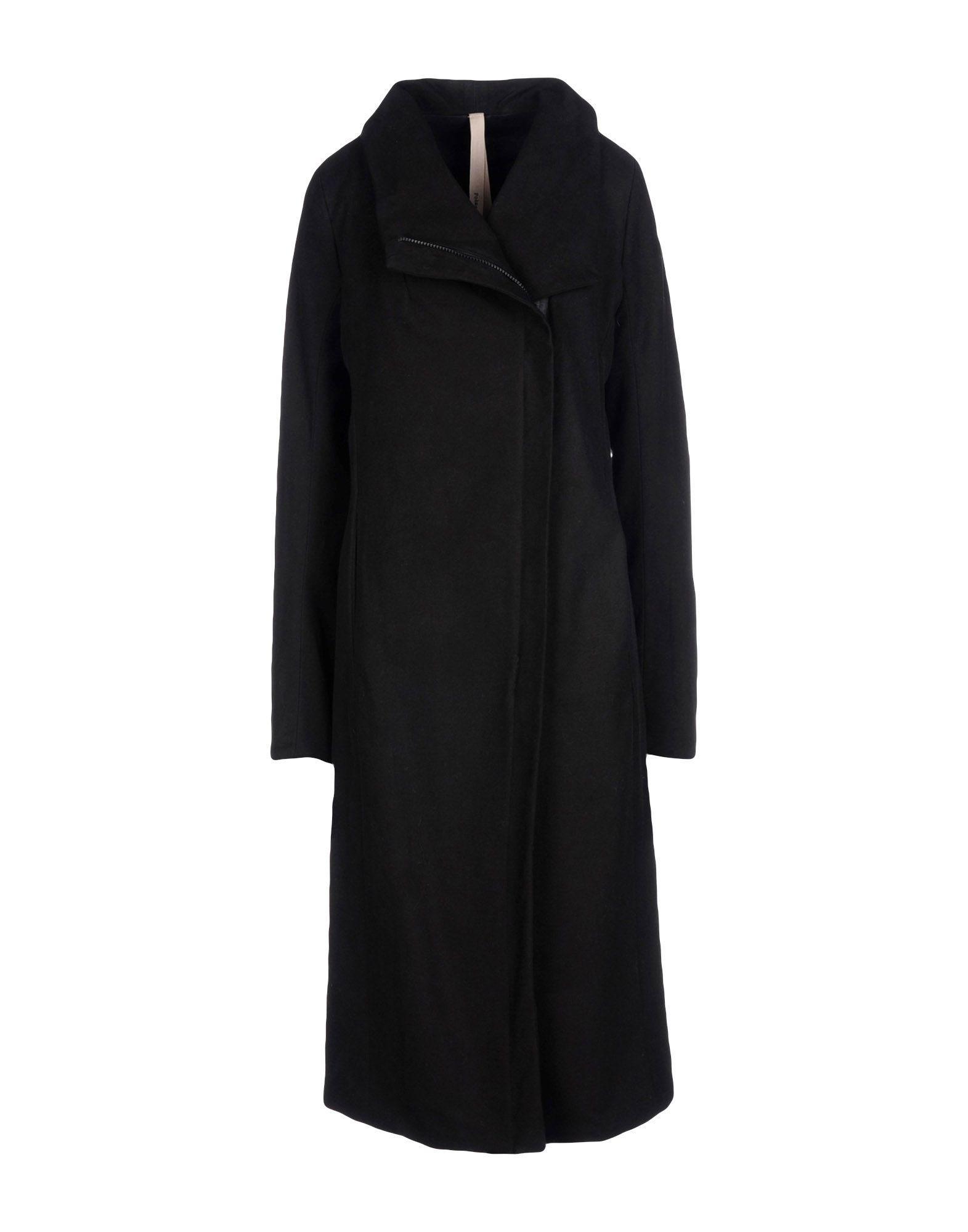 PoÈme BohÈmien Coat In Black