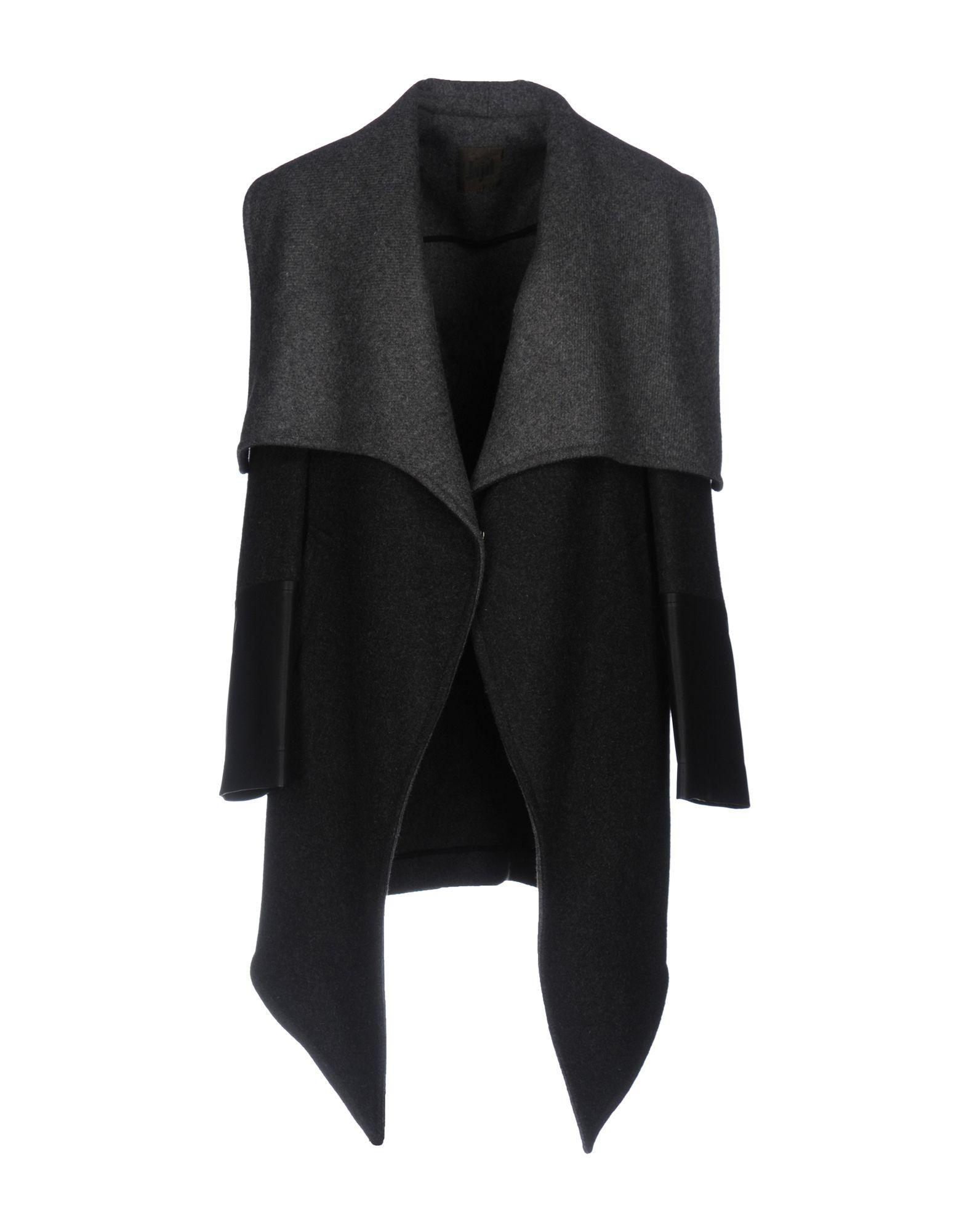 Jijil Coats In Steel Grey
