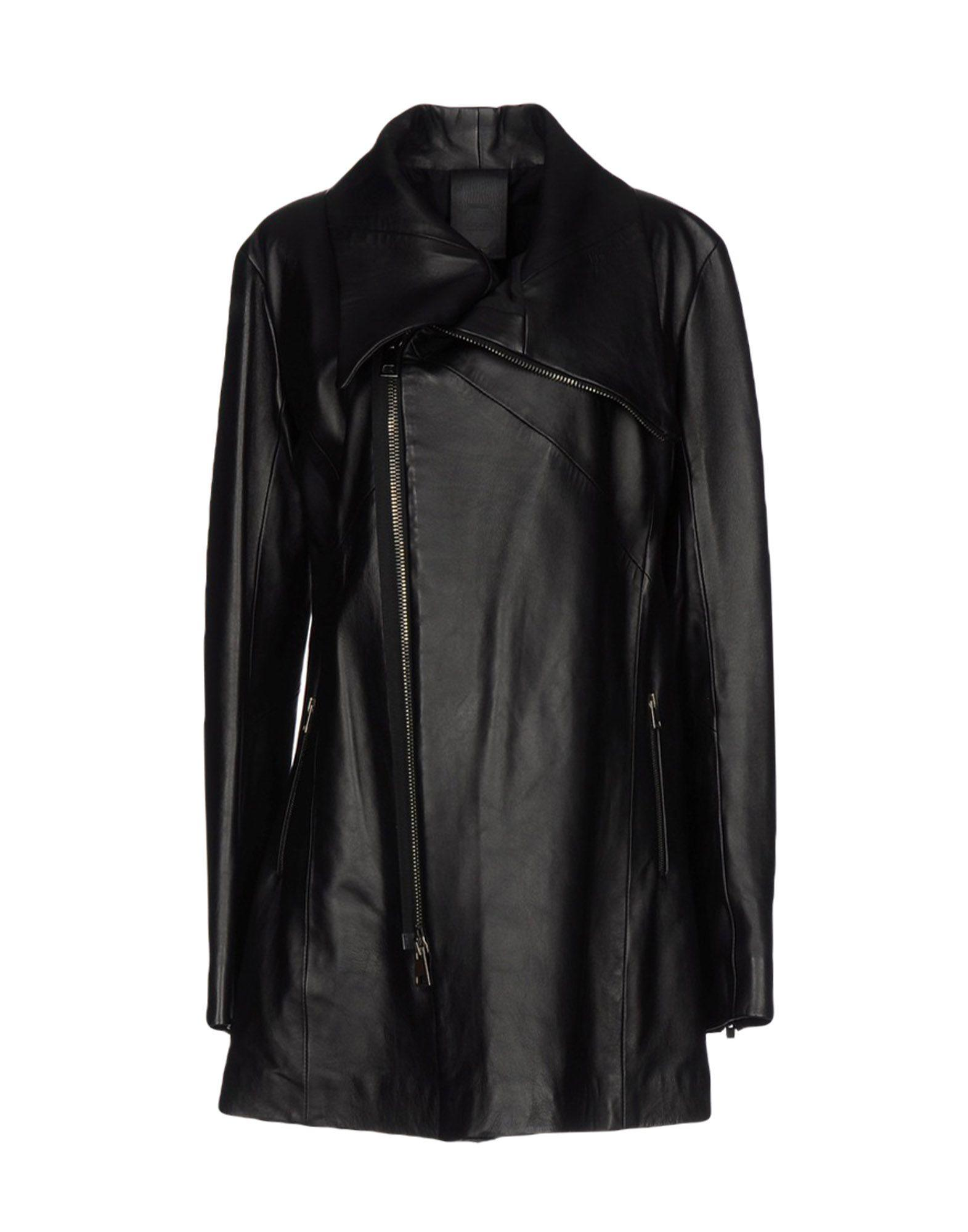 Giocasta Coats In Black