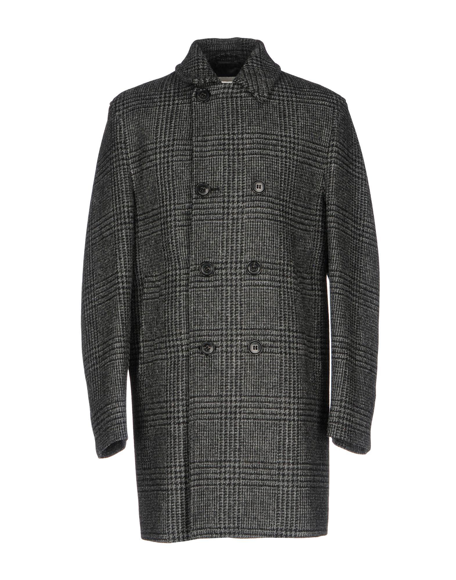 Mackintosh Coats In Lead