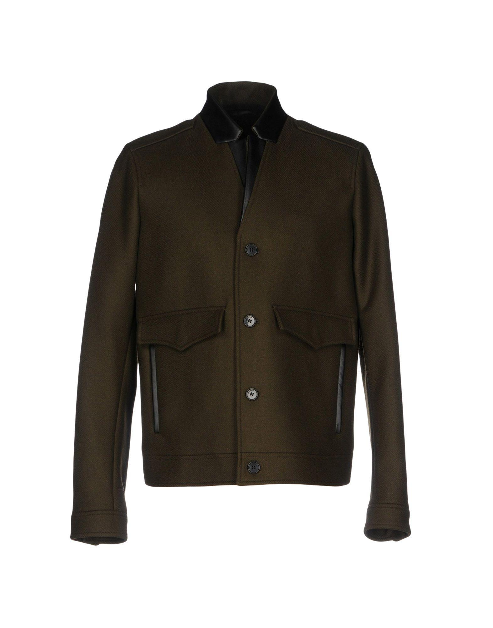 The Kooples Coats In Military Green