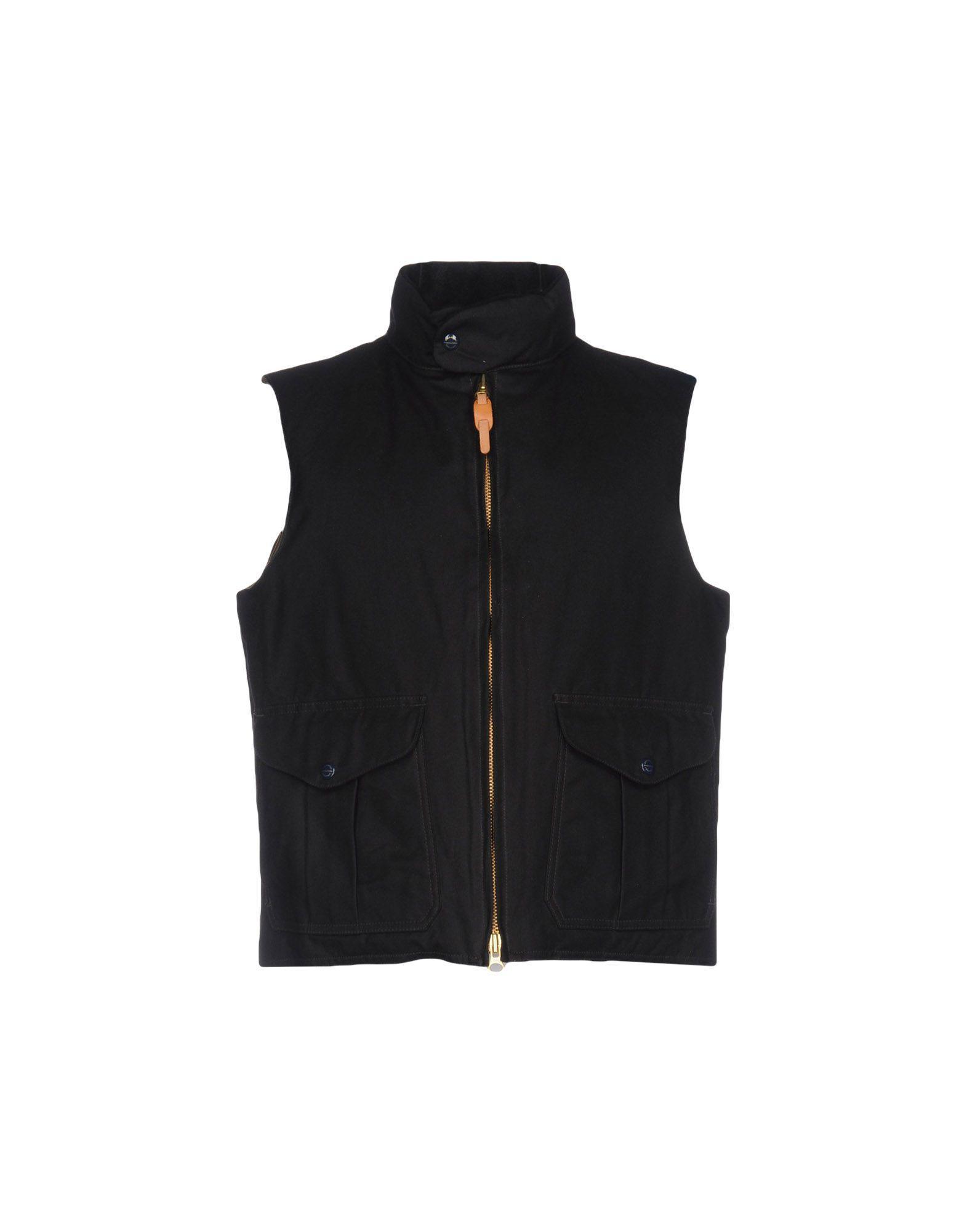 Manifattura Ceccarelli Down Jackets In Black