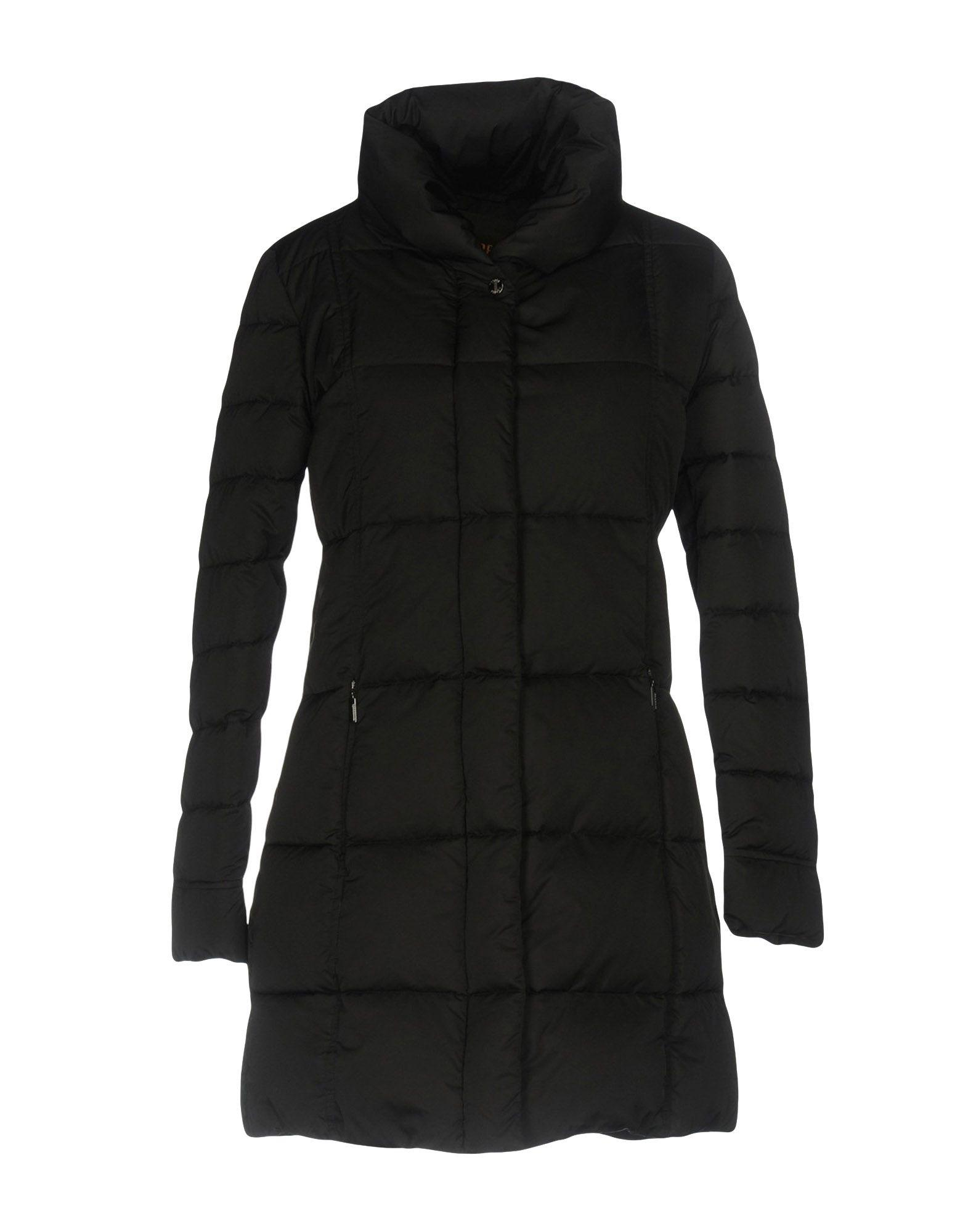 Moorer Down Jackets In Black