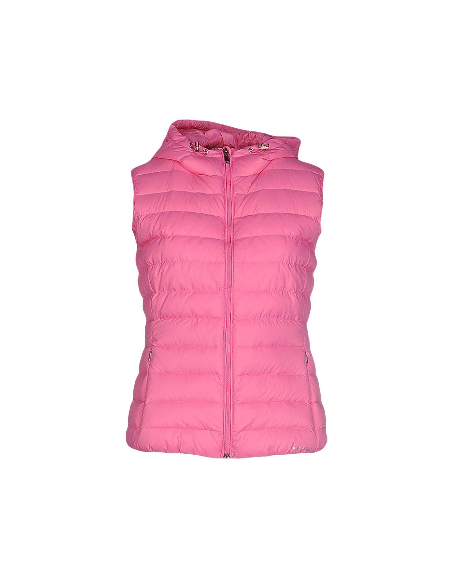 Geox Down Jackets In Light Purple