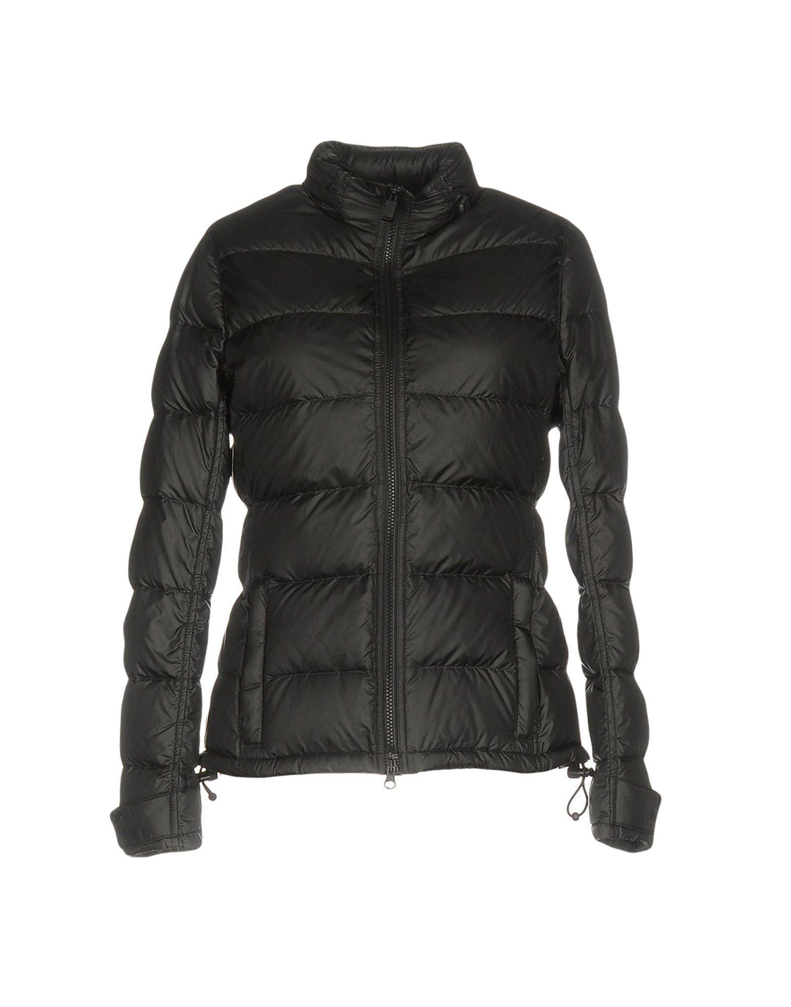 Aspesi Down Jackets In Steel Grey
