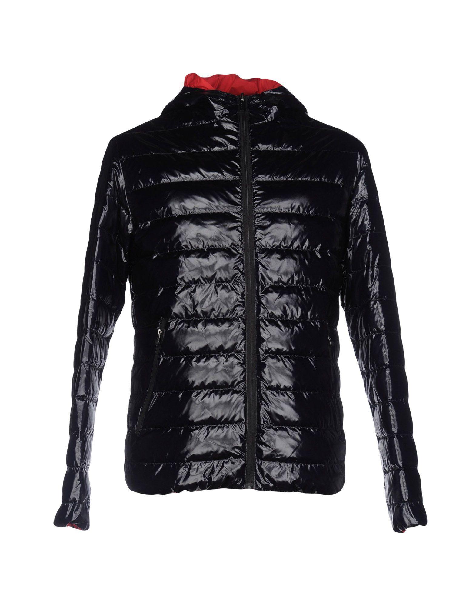 Rrd Down Jackets In Black