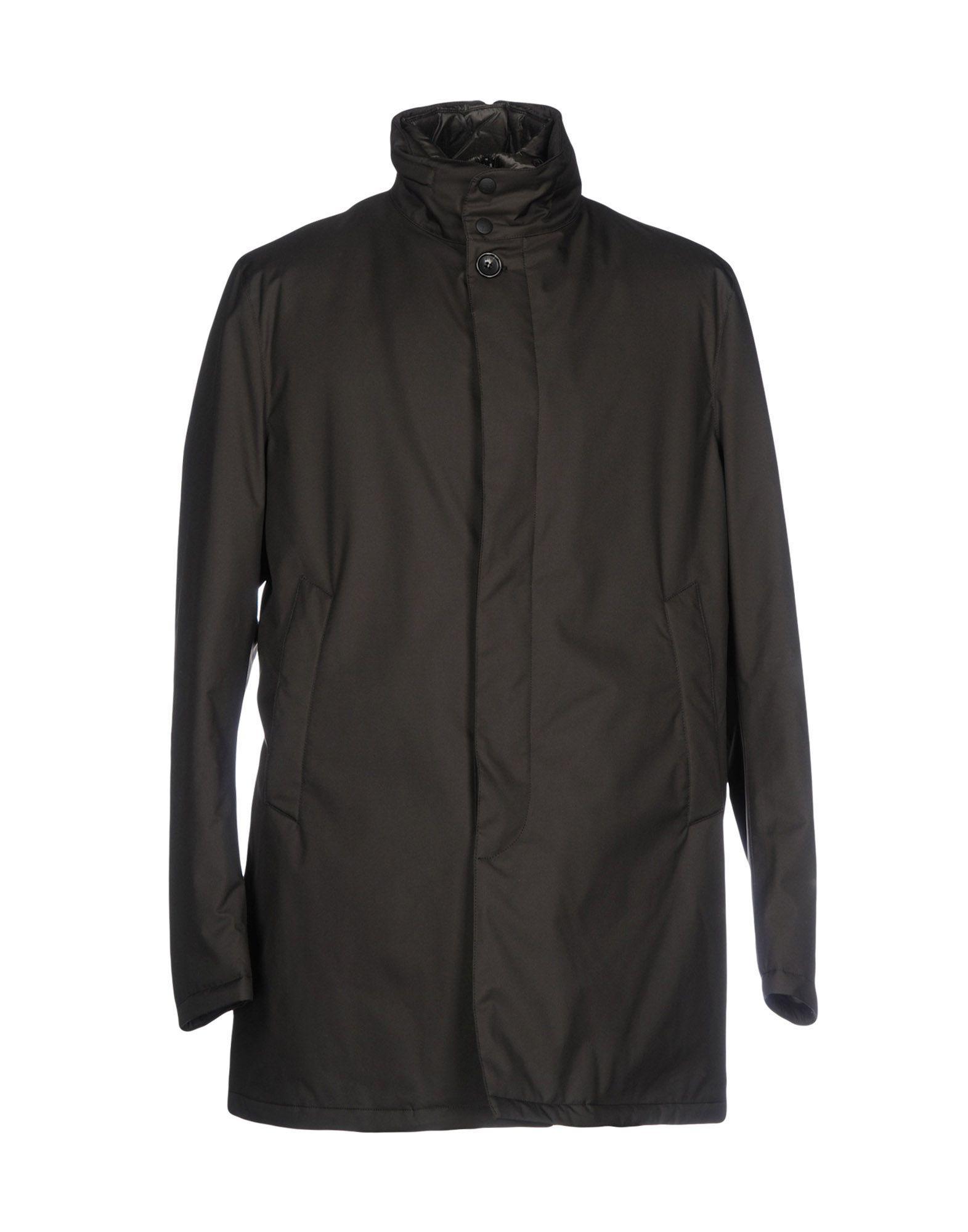 Montecore Down Jackets In Dark Green