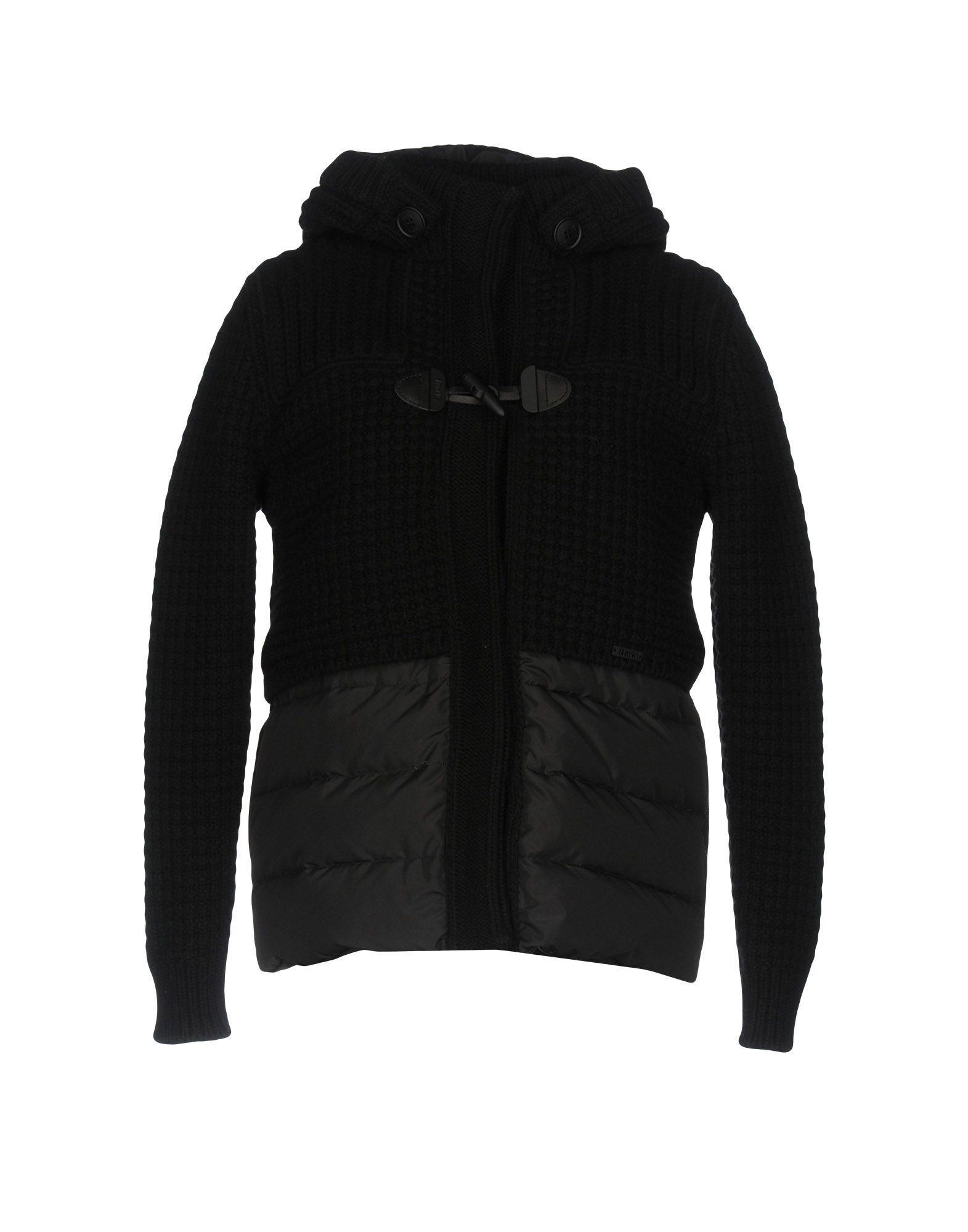 Bark Down Jacket In Black
