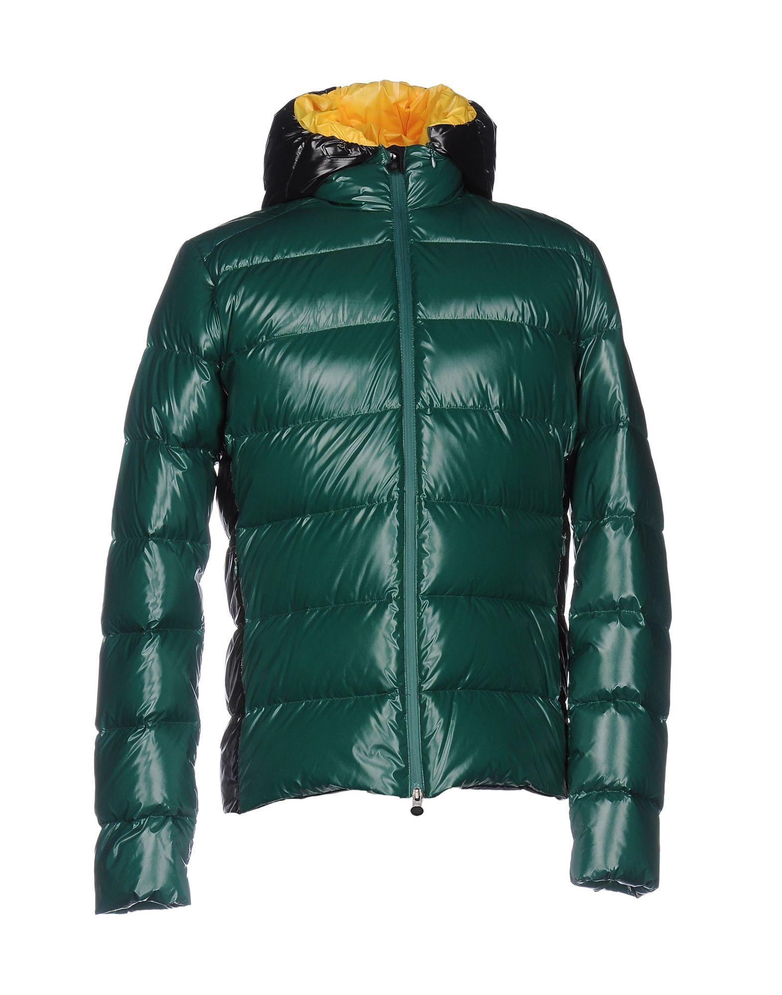 Rrd Down Jacket In Green
