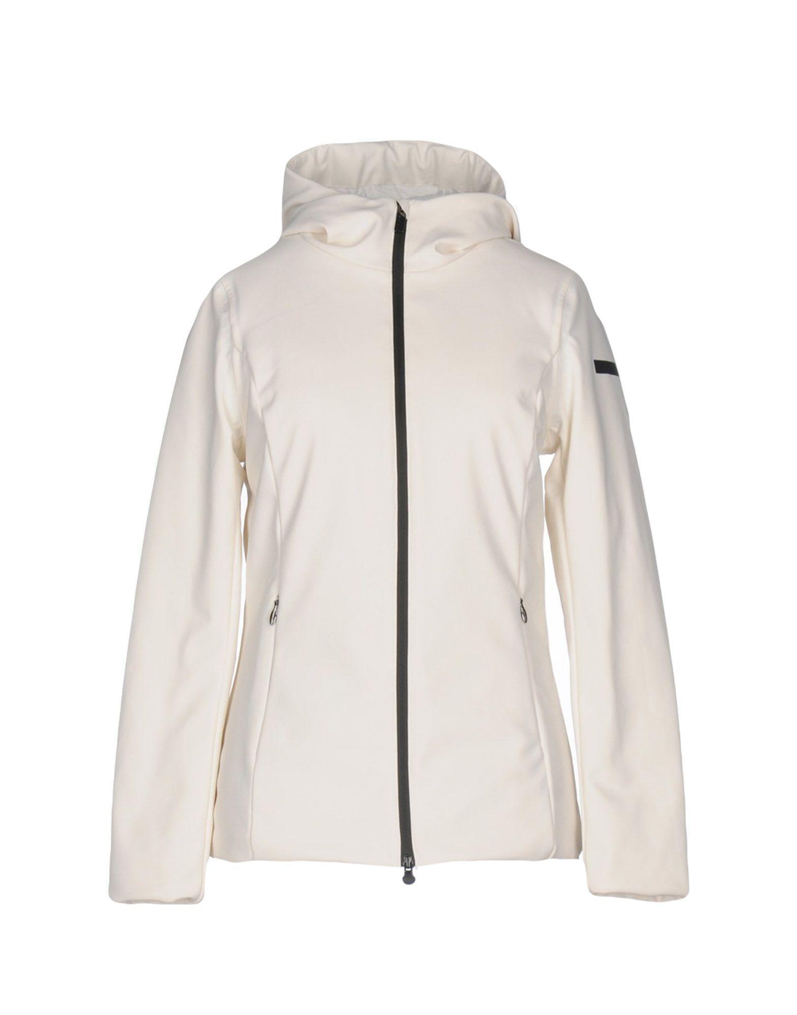 Rrd Down Jacket In White