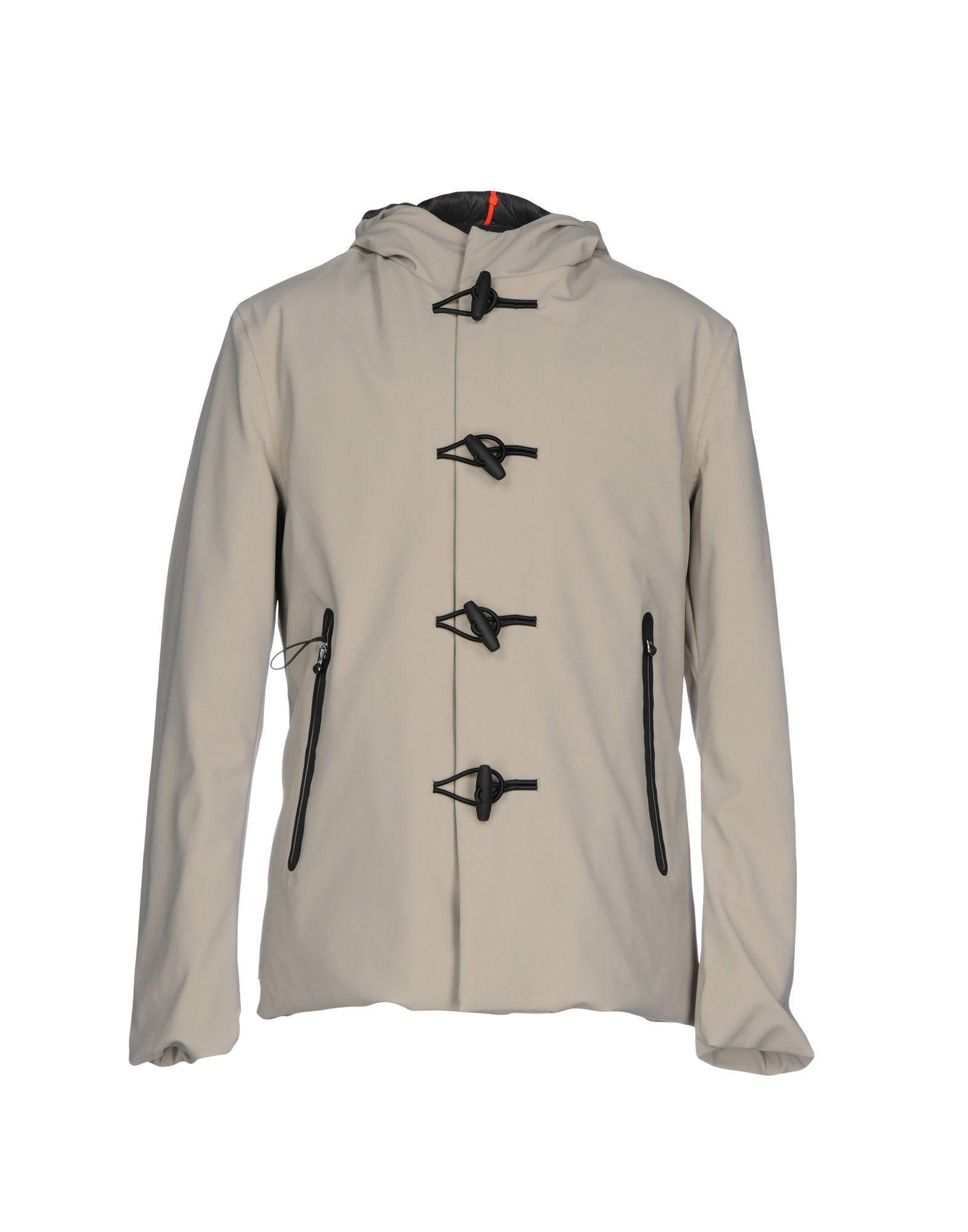 Rrd Down Jackets In Light Grey