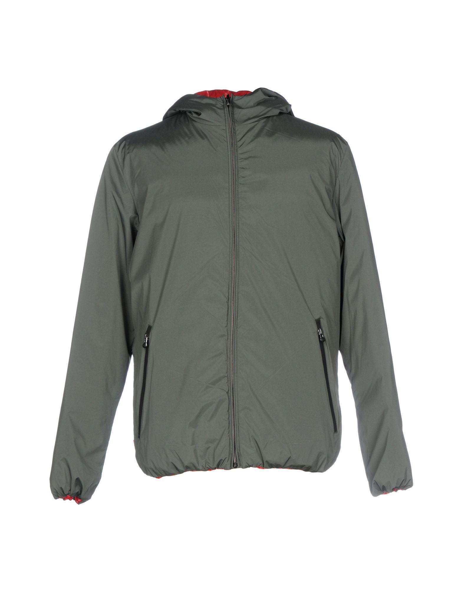 Rrd Down Jacket In Dark Green