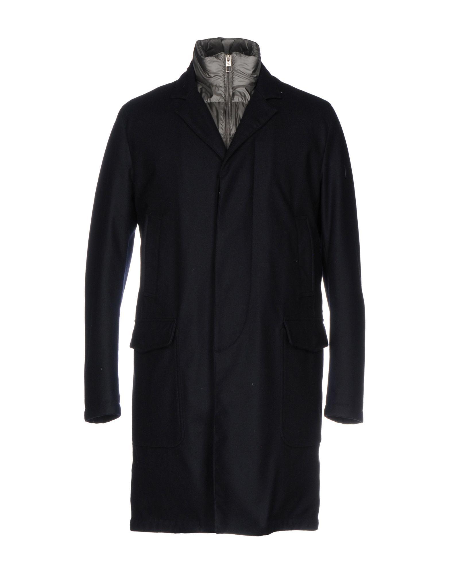 Montecore Down Jackets In Dark Blue