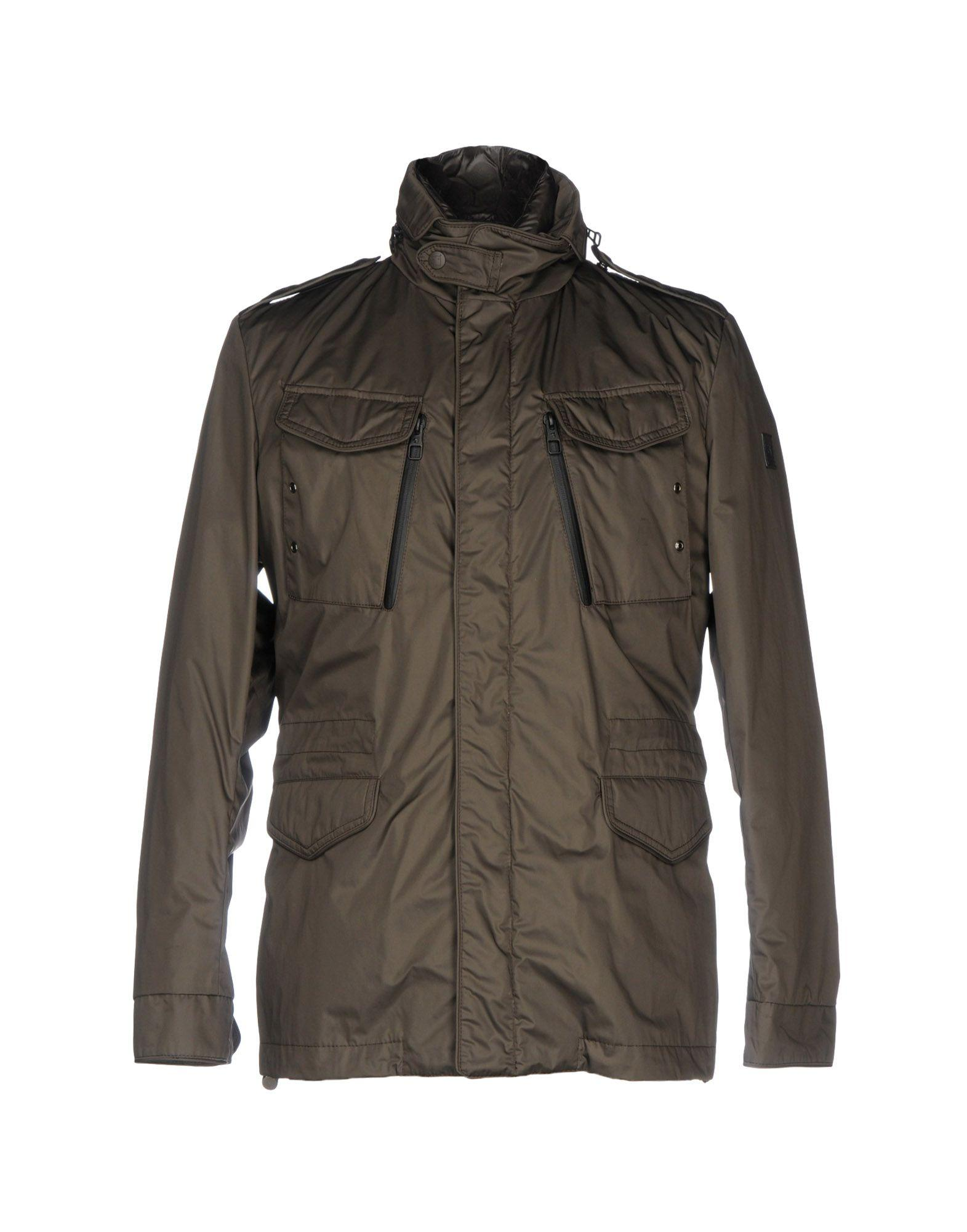 Montecore Down Jacket In Military Green