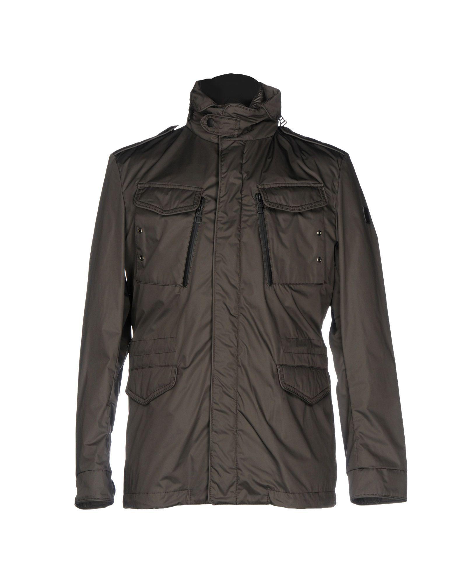 Montecore Down Jacket In Dark Green