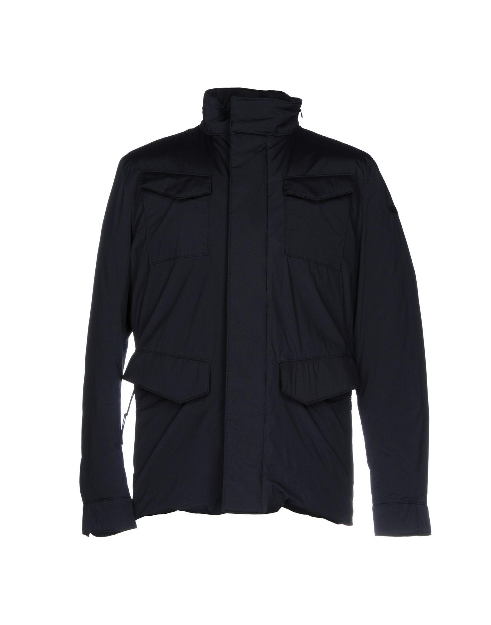 Rrd Down Jacket In Black
