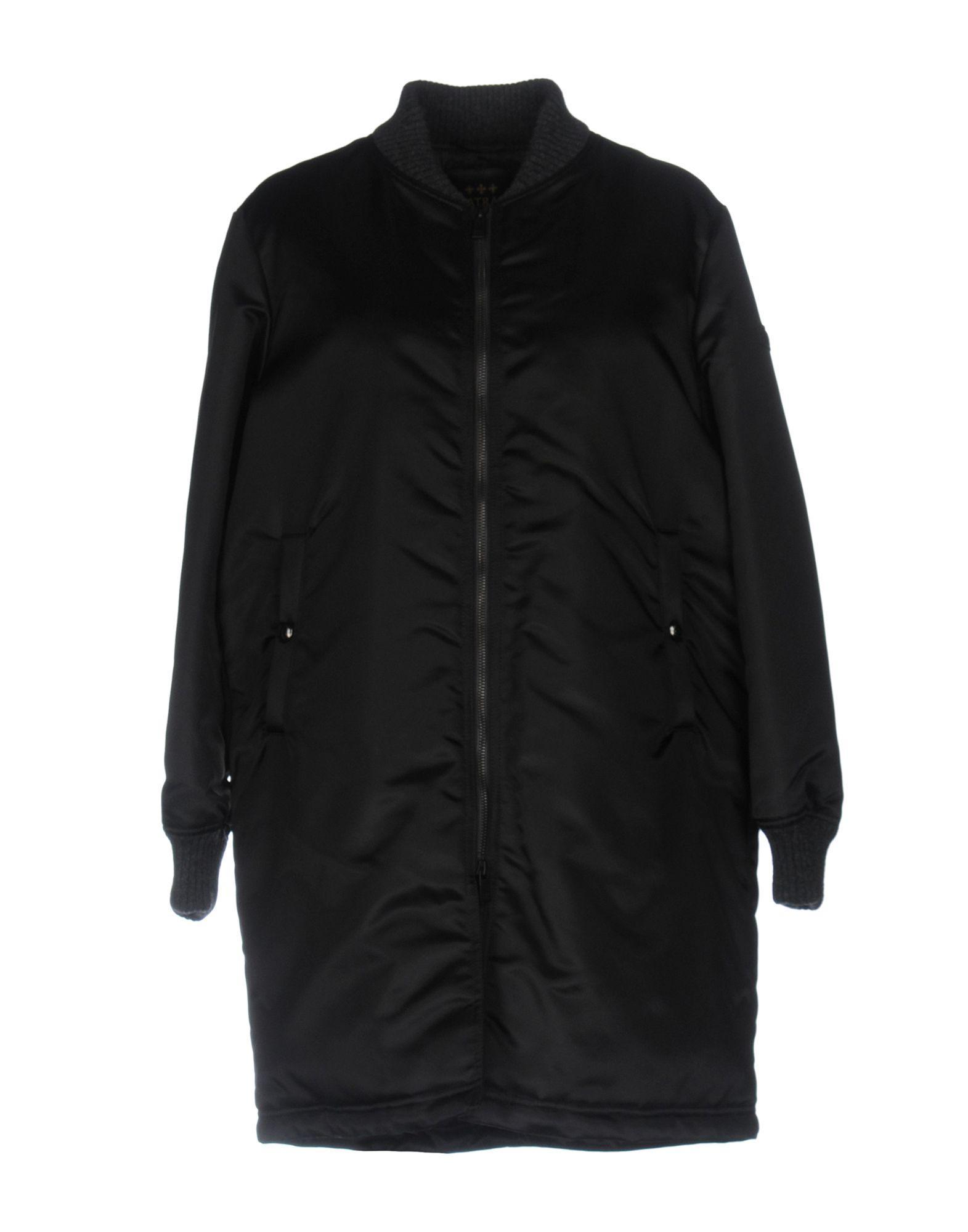 Tatras Down Jackets In Black