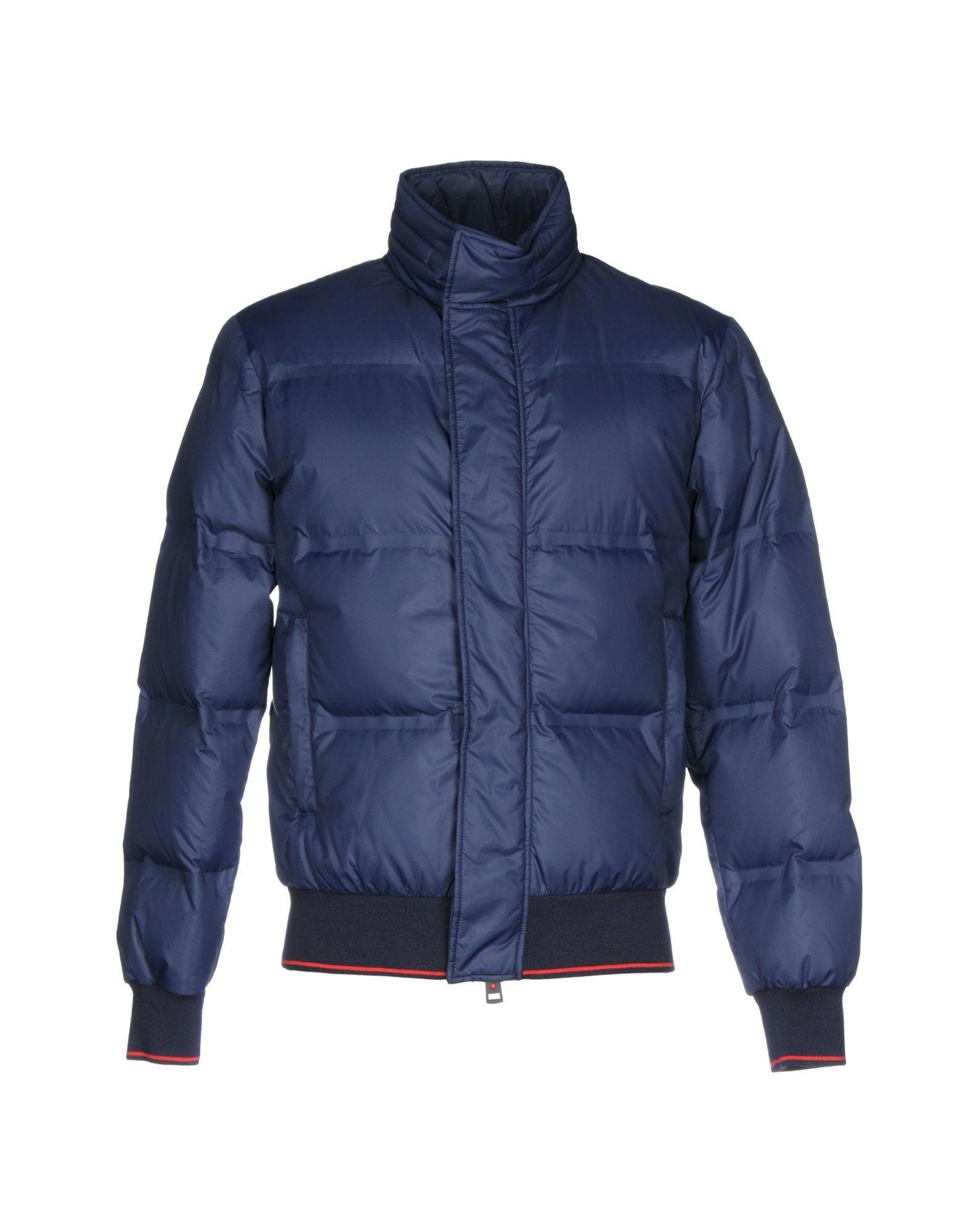 Kired Down Jackets In Dark Blue