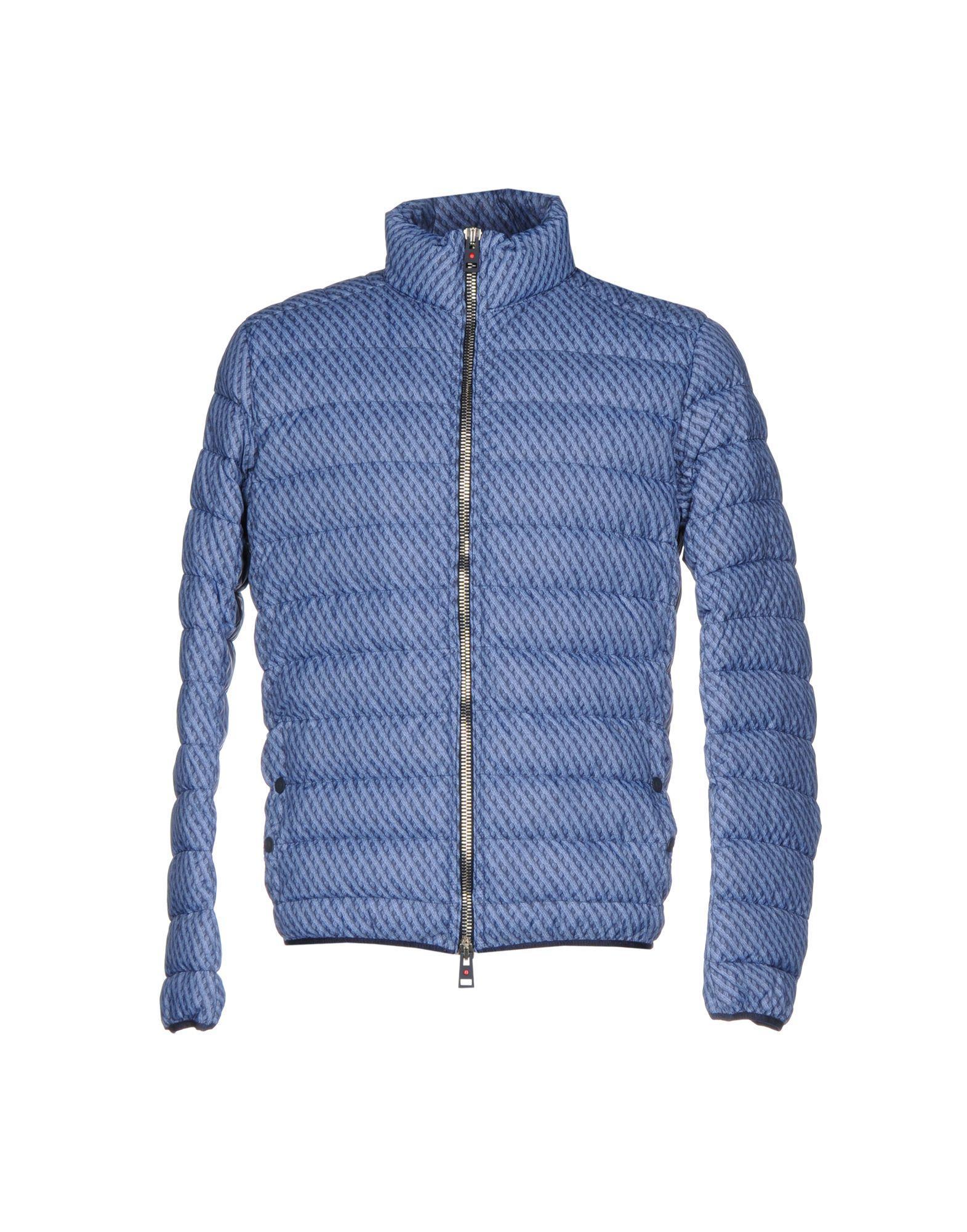Kired Down Jacket In Pastel Blue
