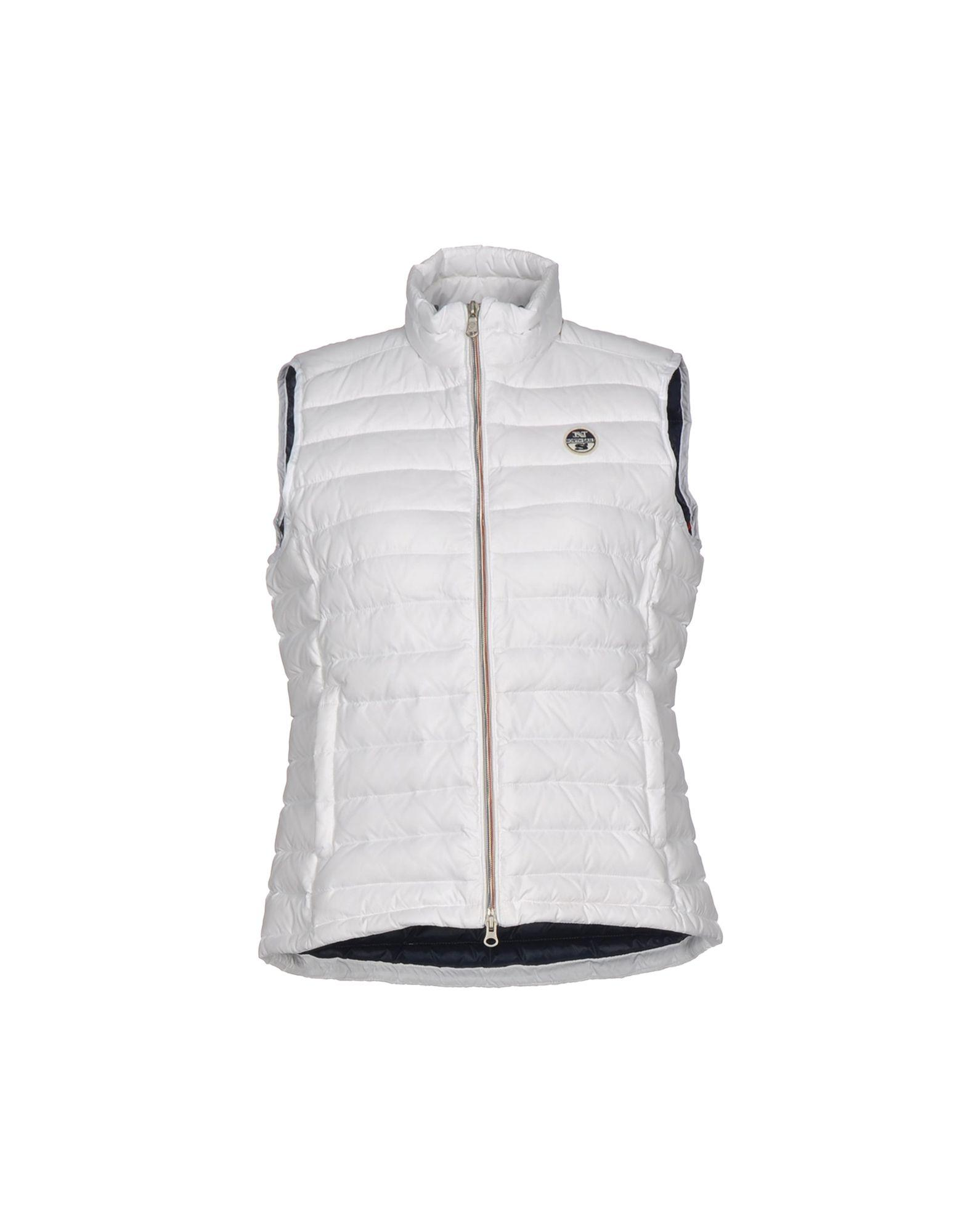 North Sails Down Jacket In White
