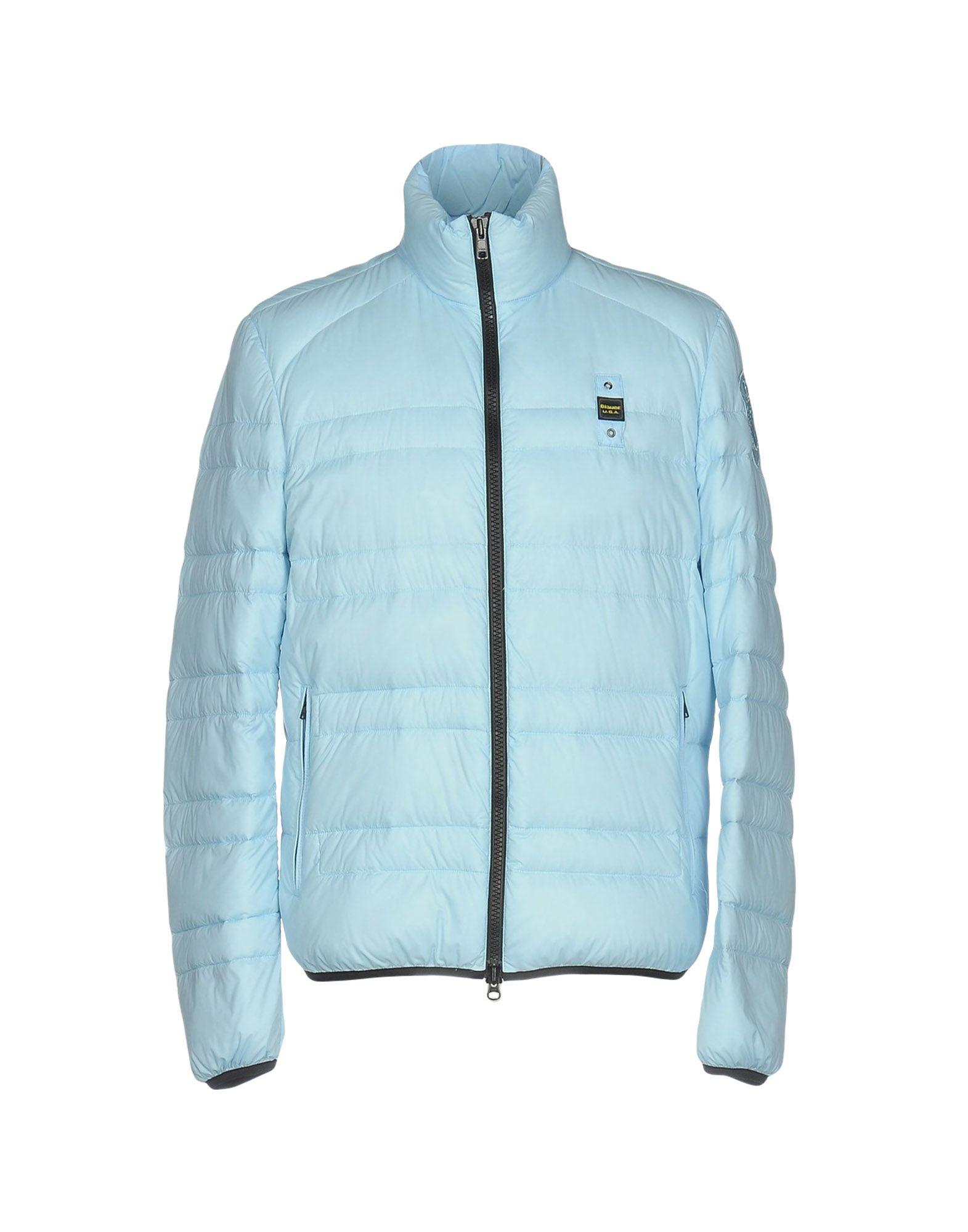 Blauer Down Jackets In Sky Blue