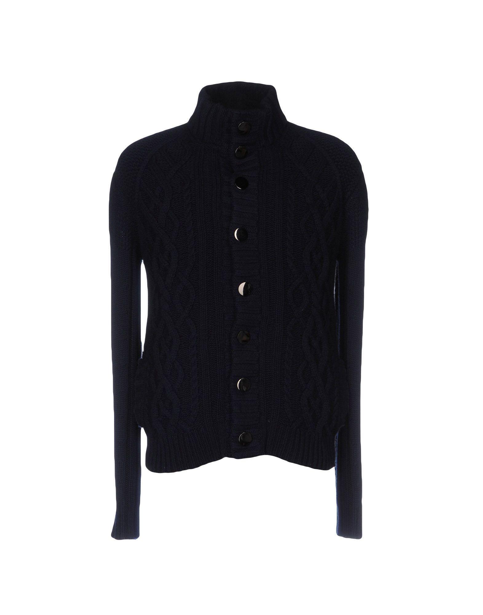 Ballantyne Down Jackets In Dark Blue