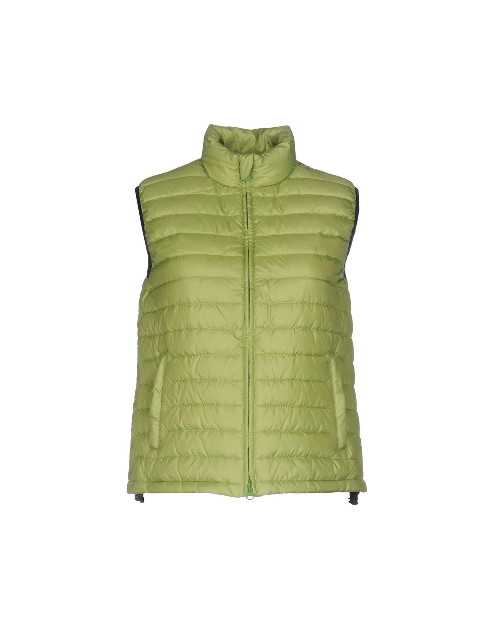 Aspesi Down Jacket In Acid Green