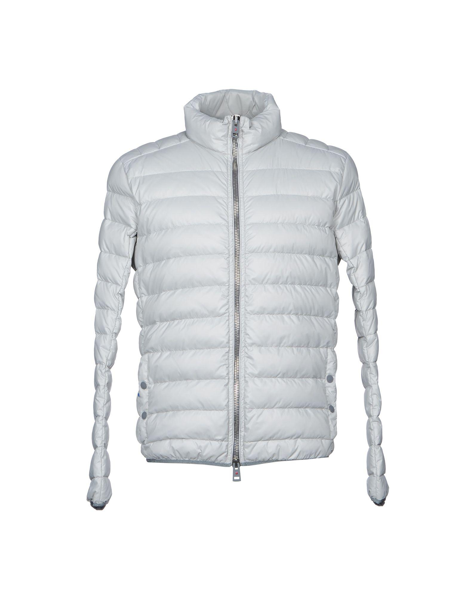 Kired Down Jackets In Light Grey