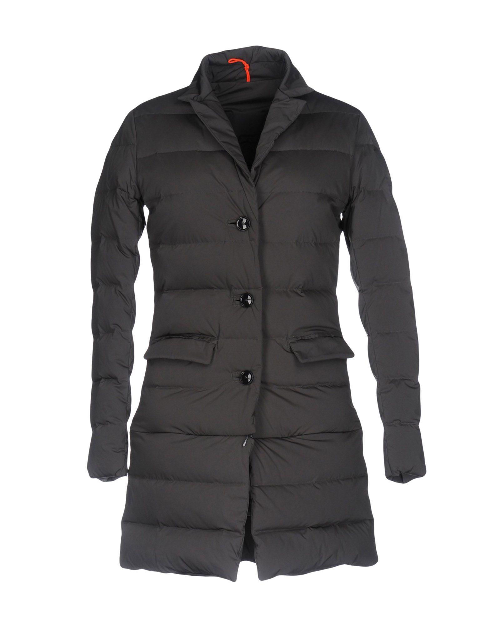 Rrd Down Jacket In Grey