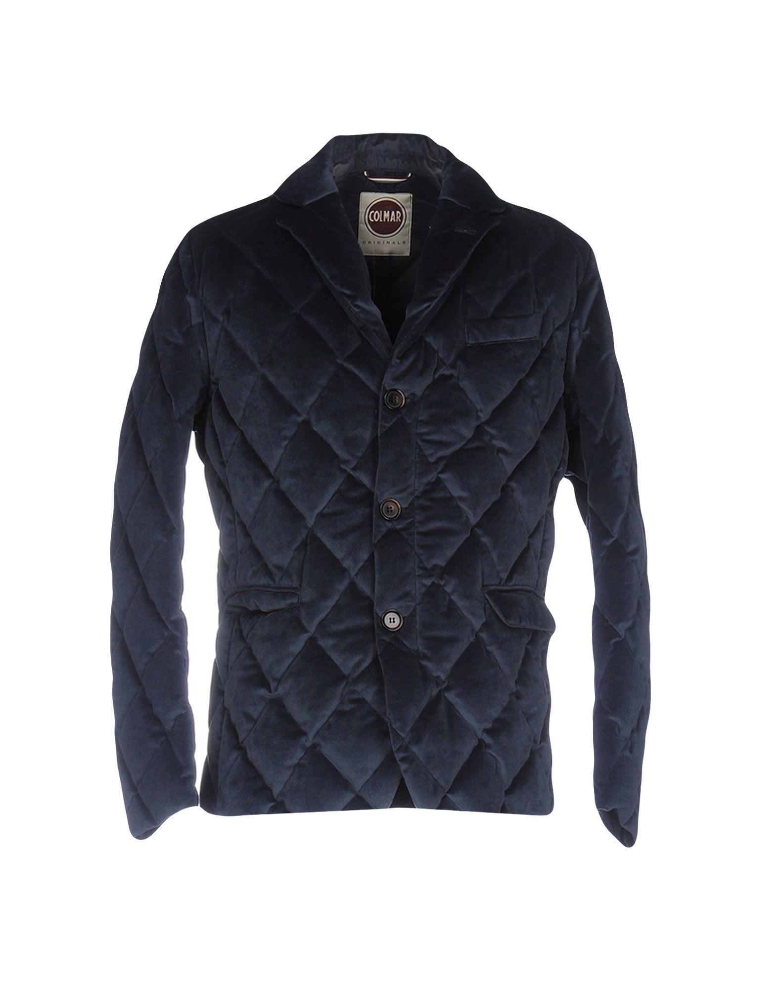 Colmar Originals Down Jackets In Dark Blue