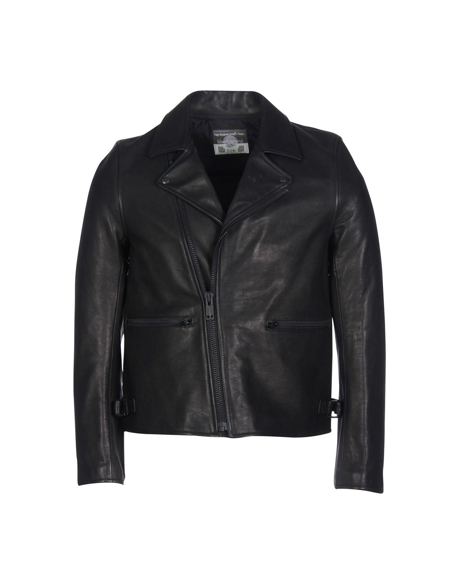 Blackmeans ® Down Jackets In Black