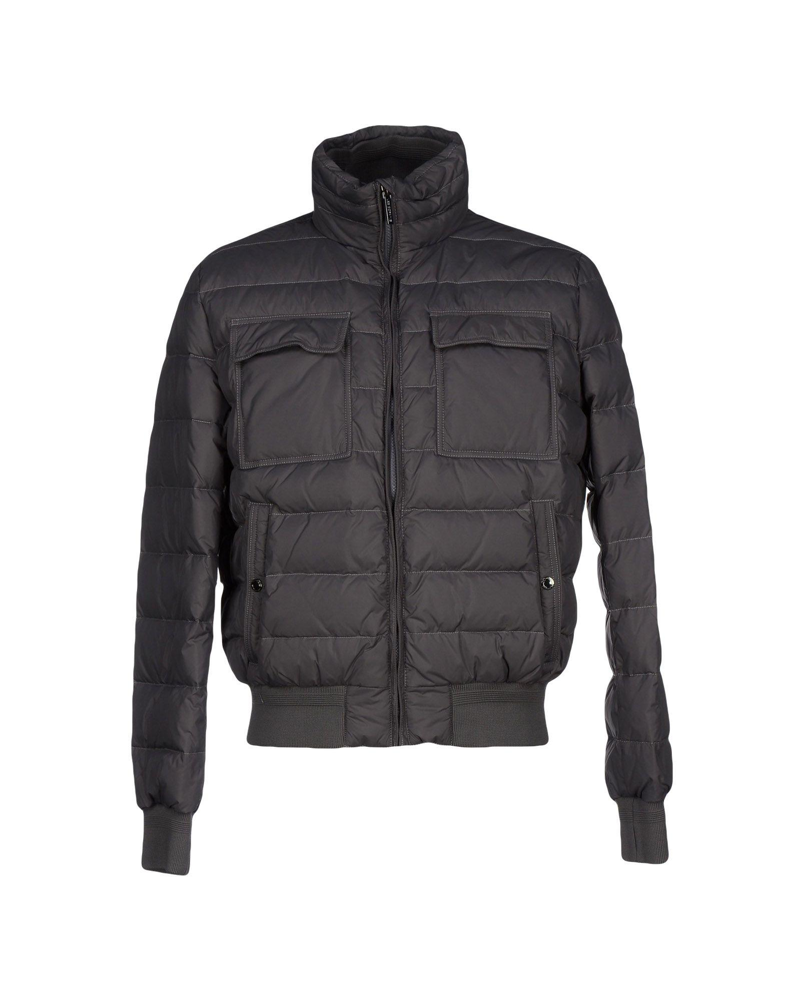 Les Copains Down Jackets In Lead
