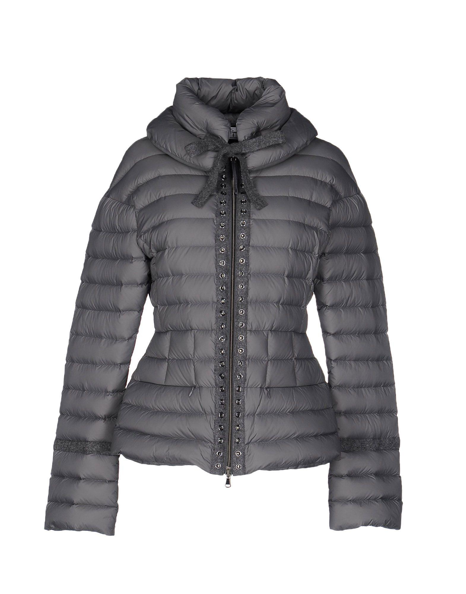 Giorgio Grati Down Jacket In Grey