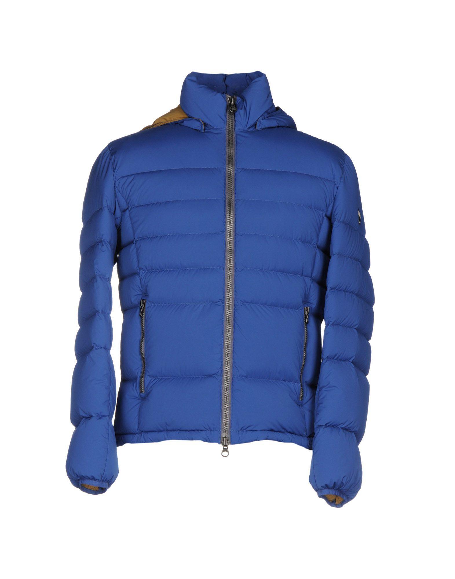 Colmar Originals Down Jackets In Blue