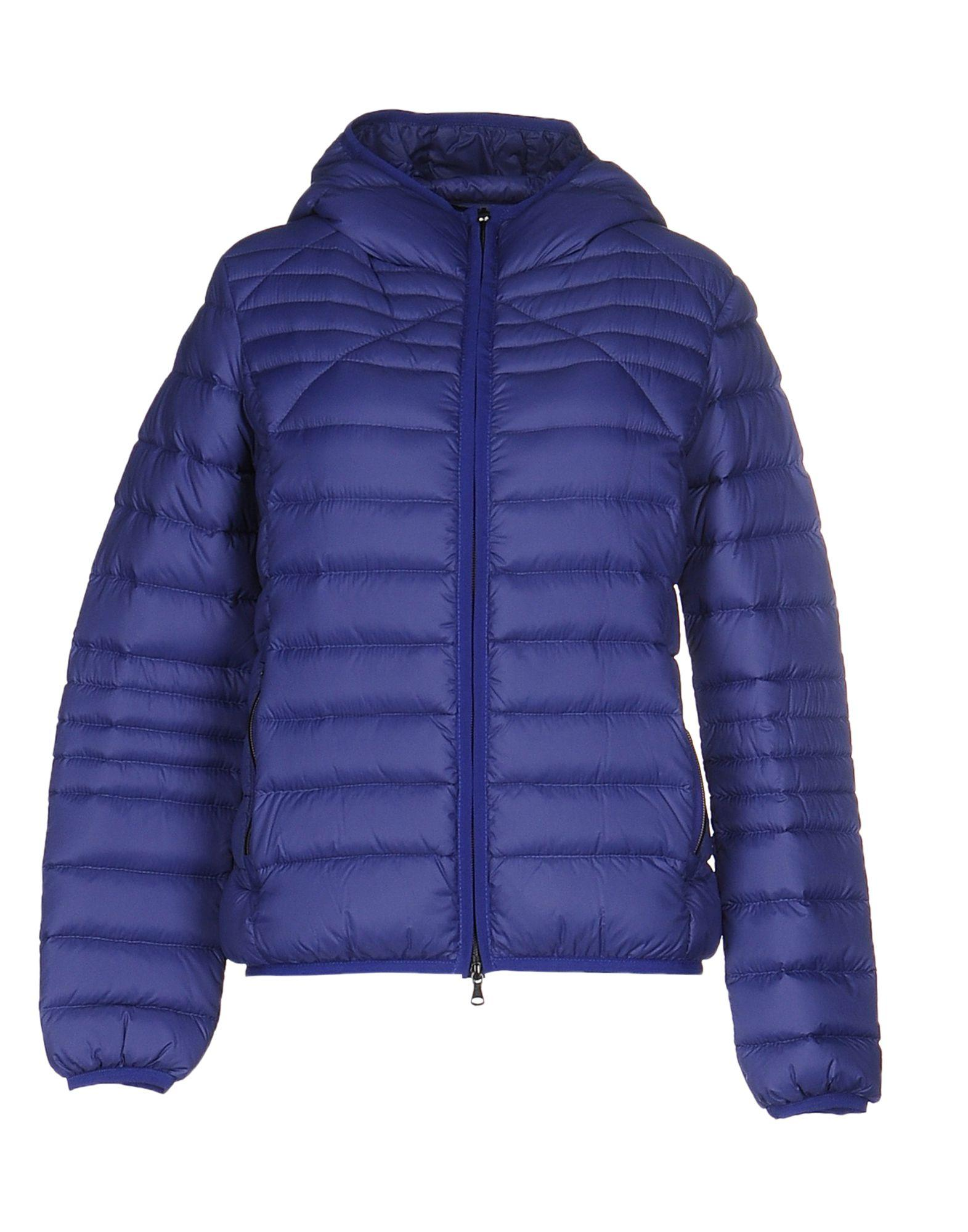 Mauro Grifoni Down Jacket In Light Purple
