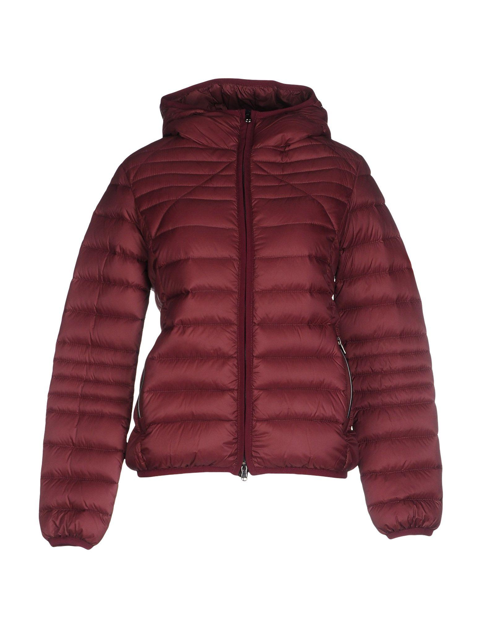 Mauro Grifoni Down Jackets In Maroon