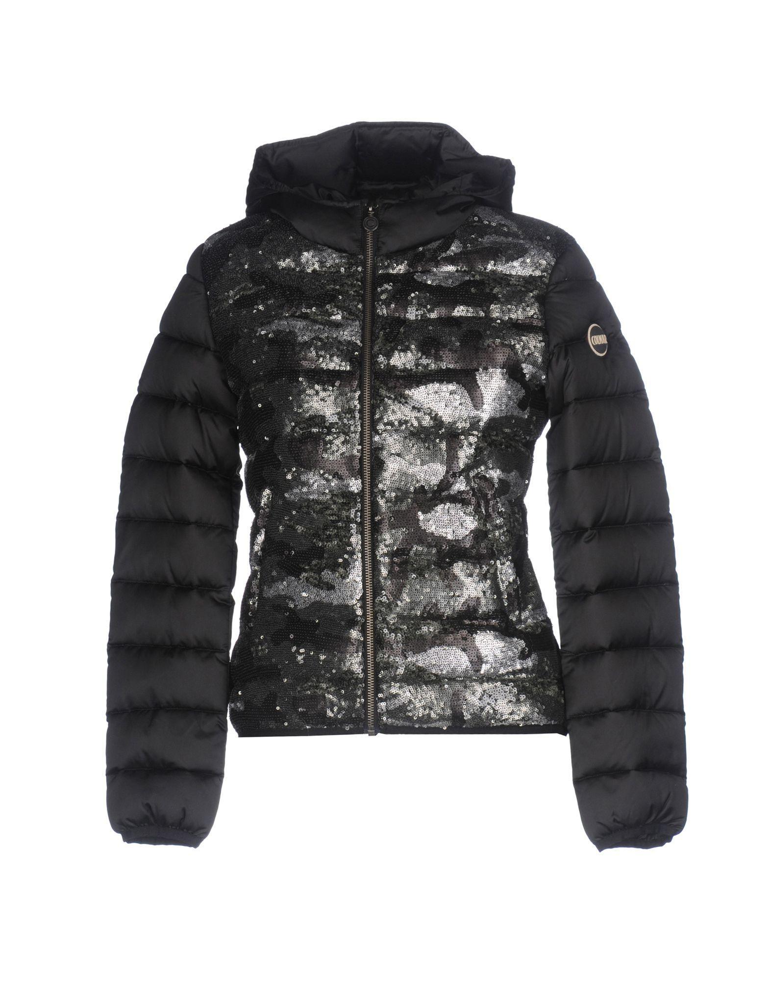 Colmar Originals Down Jacket In Black