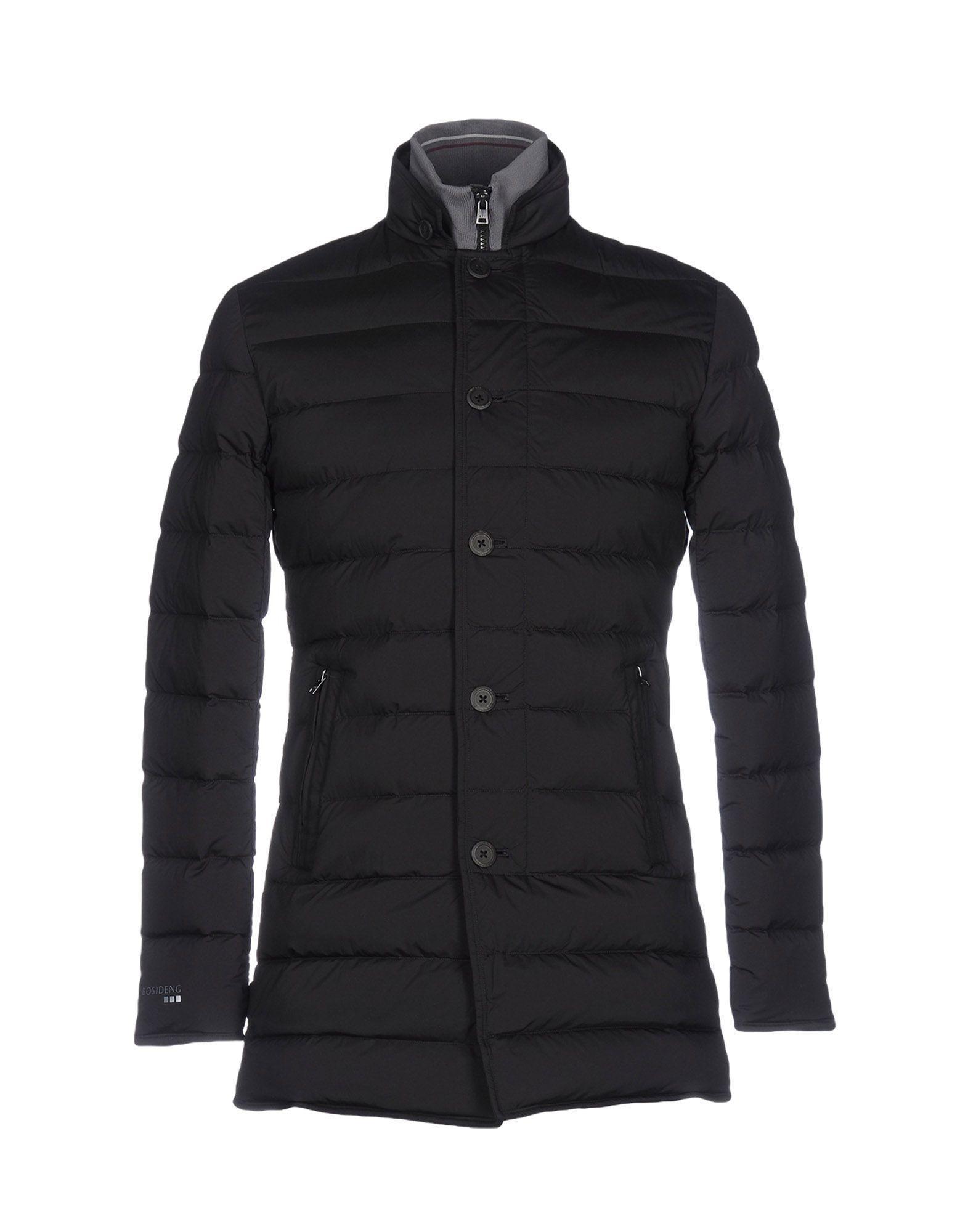 Bosideng Down Jacket In Black