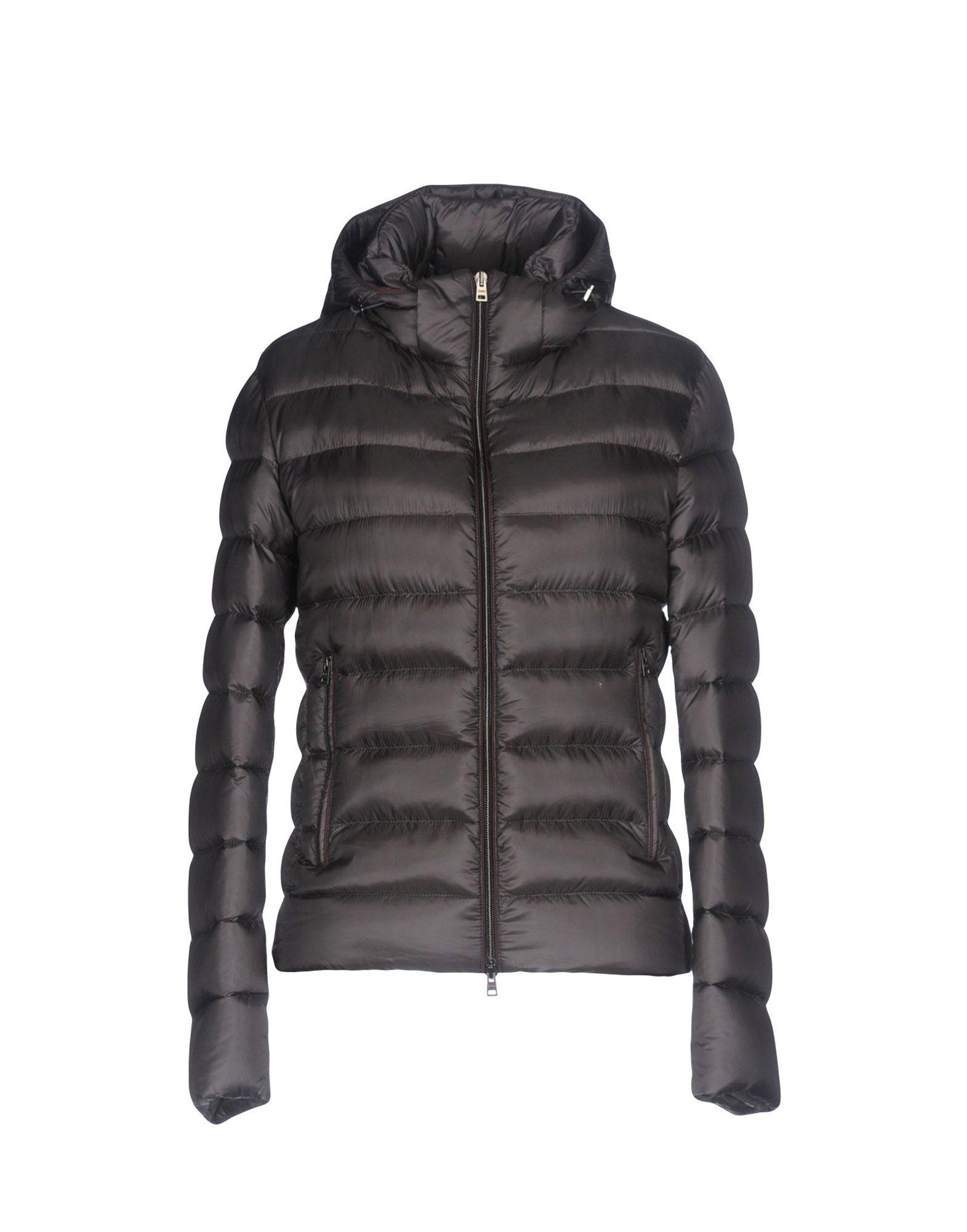 Herno Down Jackets In Lead
