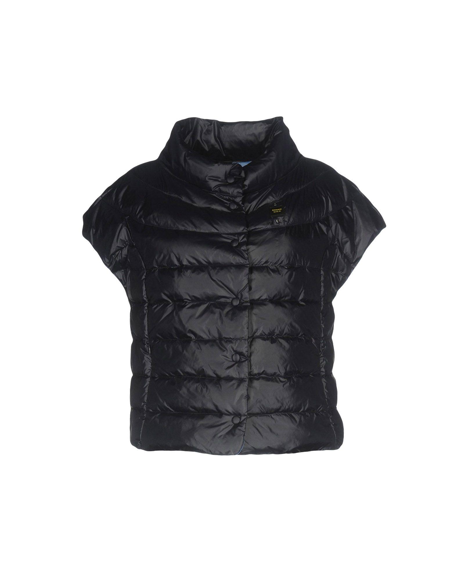 Blauer Down Jackets In Dark Blue