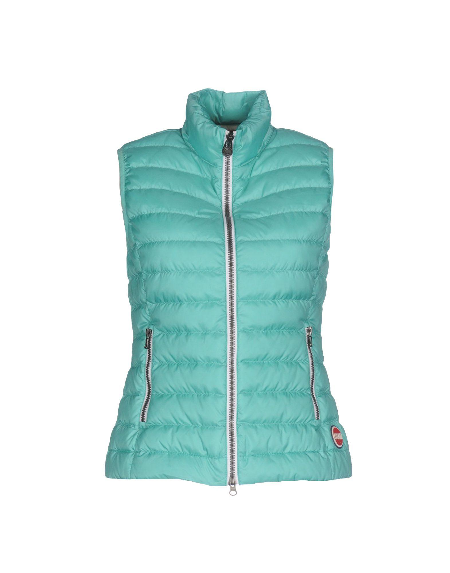 Colmar Originals Down Jacket In Turquoise