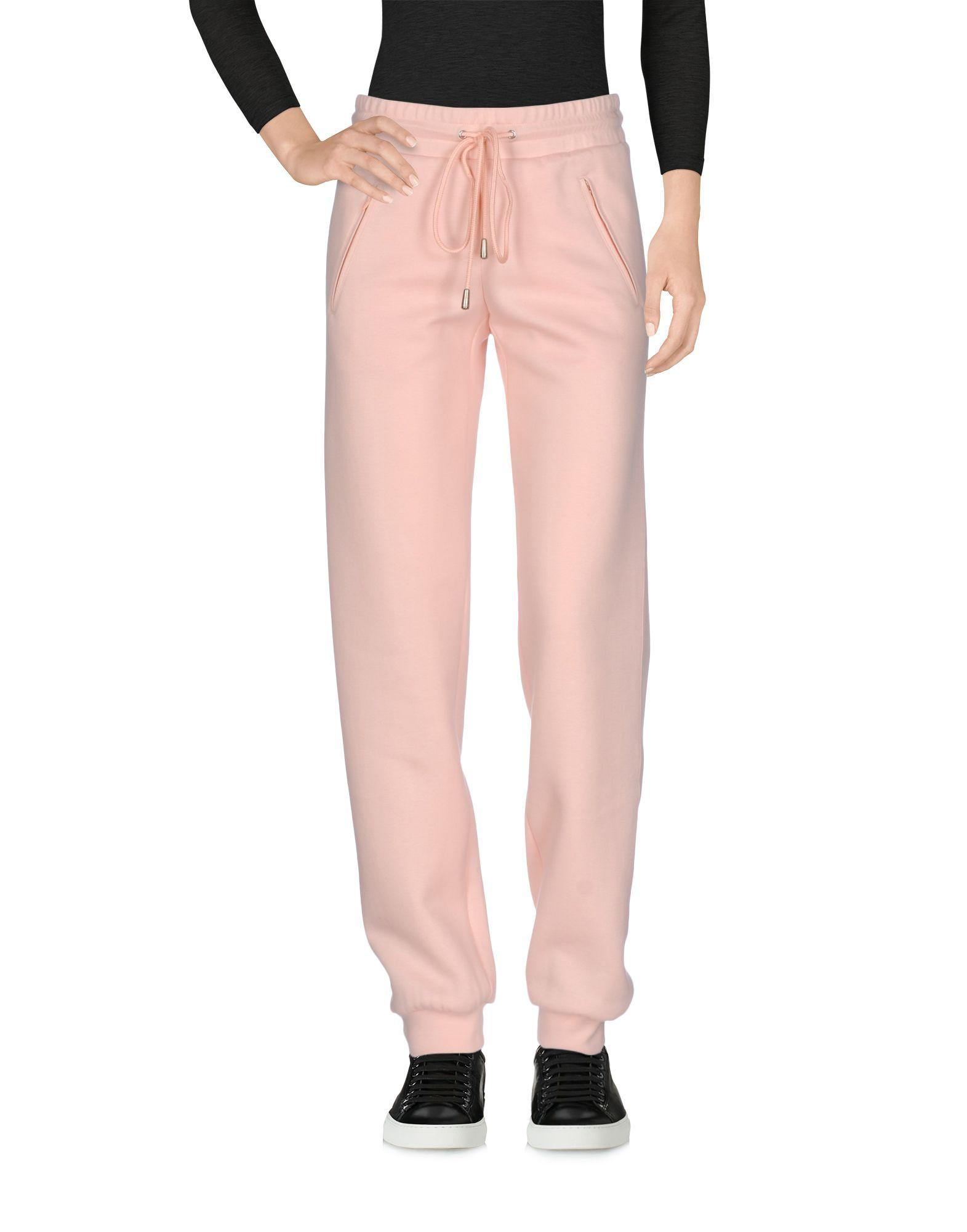 Moschino Cheap And Chic Casual Pants In Pink